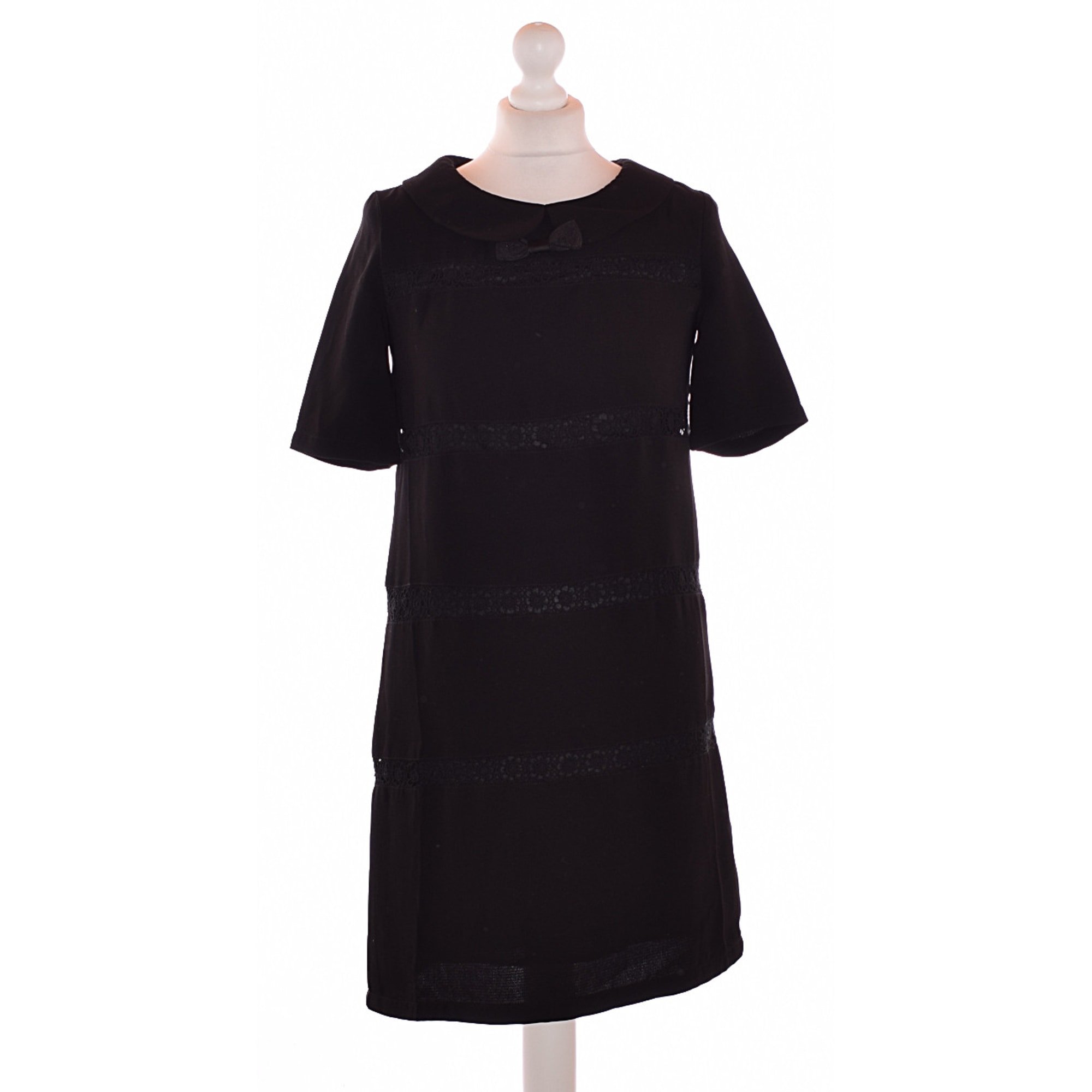 Robe courte GOOD LOOK Noir