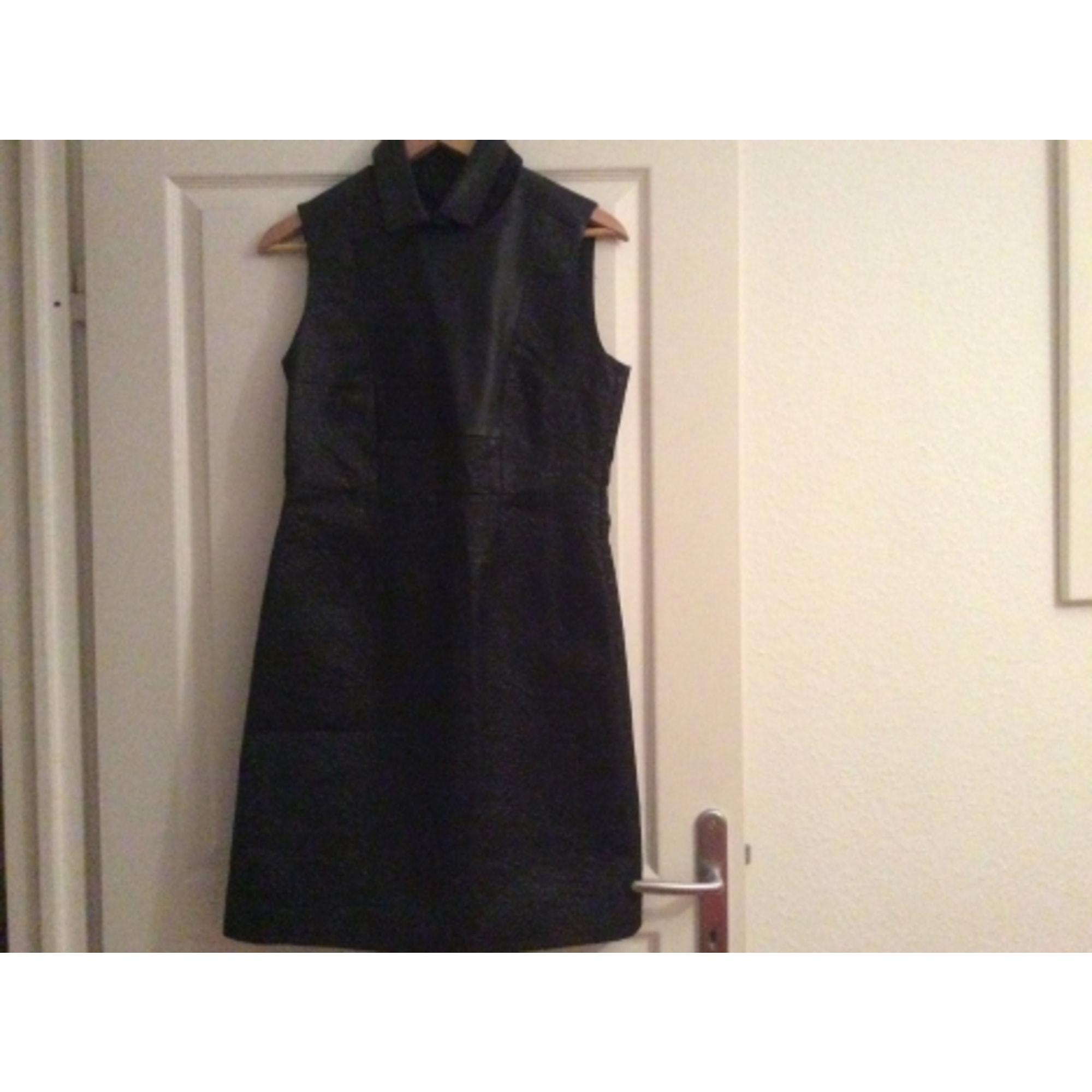 Robe mi-longue ZAPA Noir