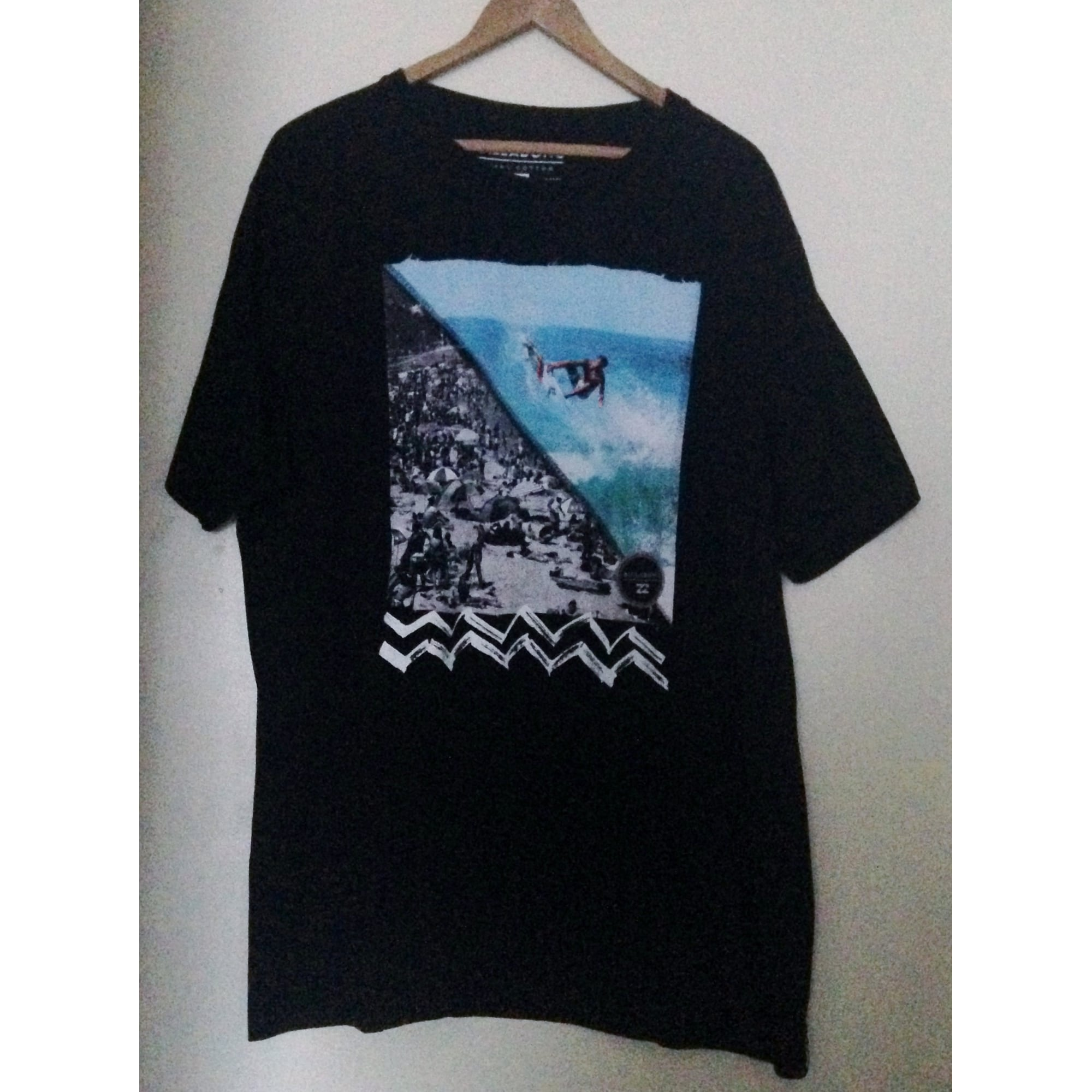 Tee-shirt BILLABONG Noir