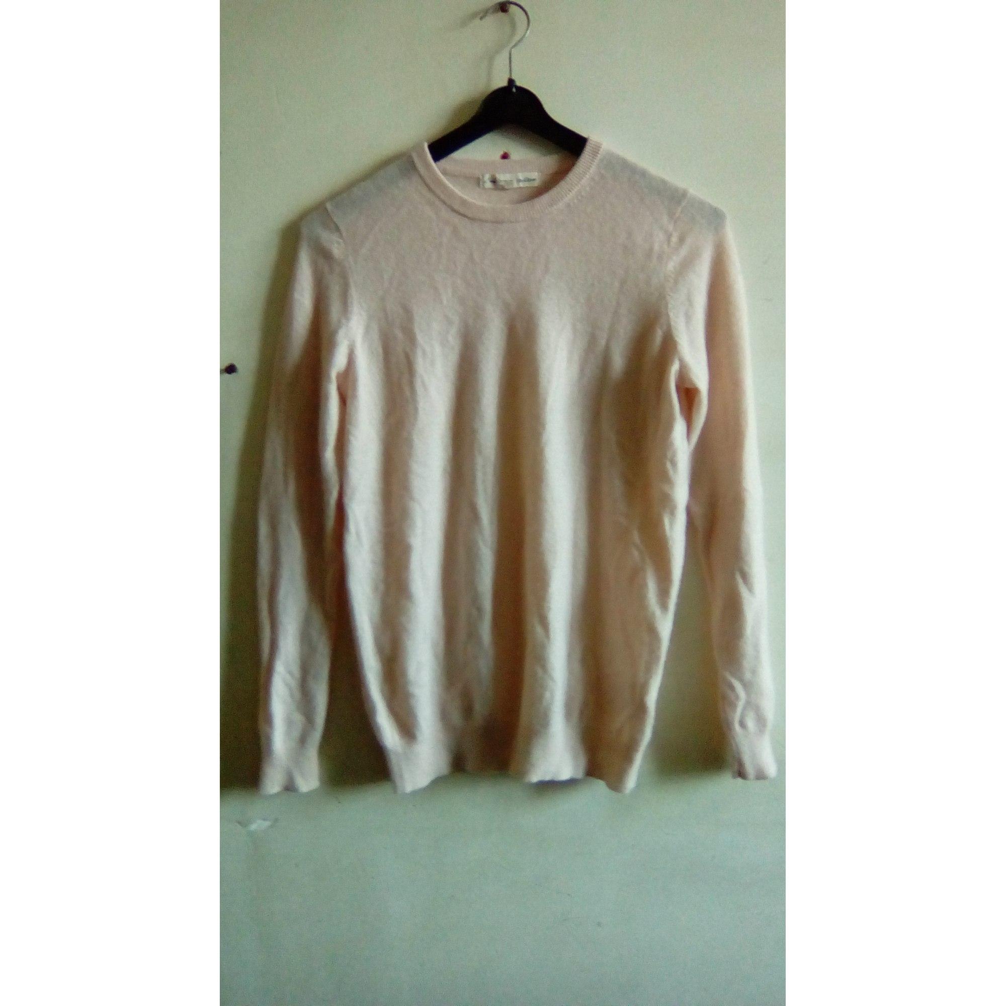 Détails sur Pull Femme Etam Taille 36 T1 S Blanc