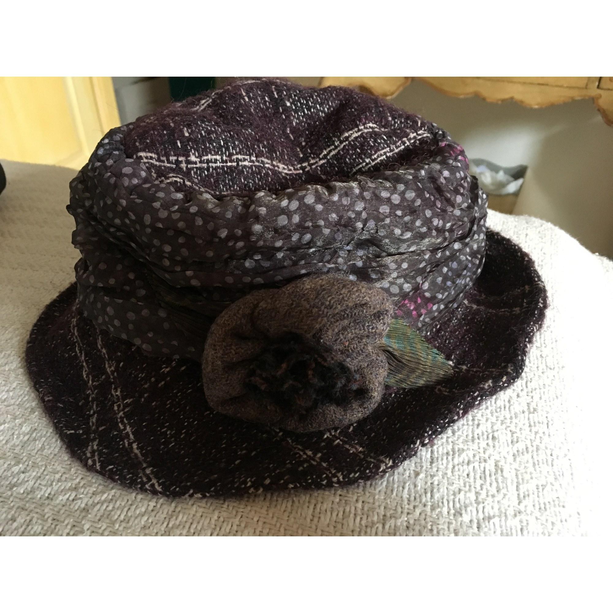 Chapeau GREVI Violet, mauve, lavande