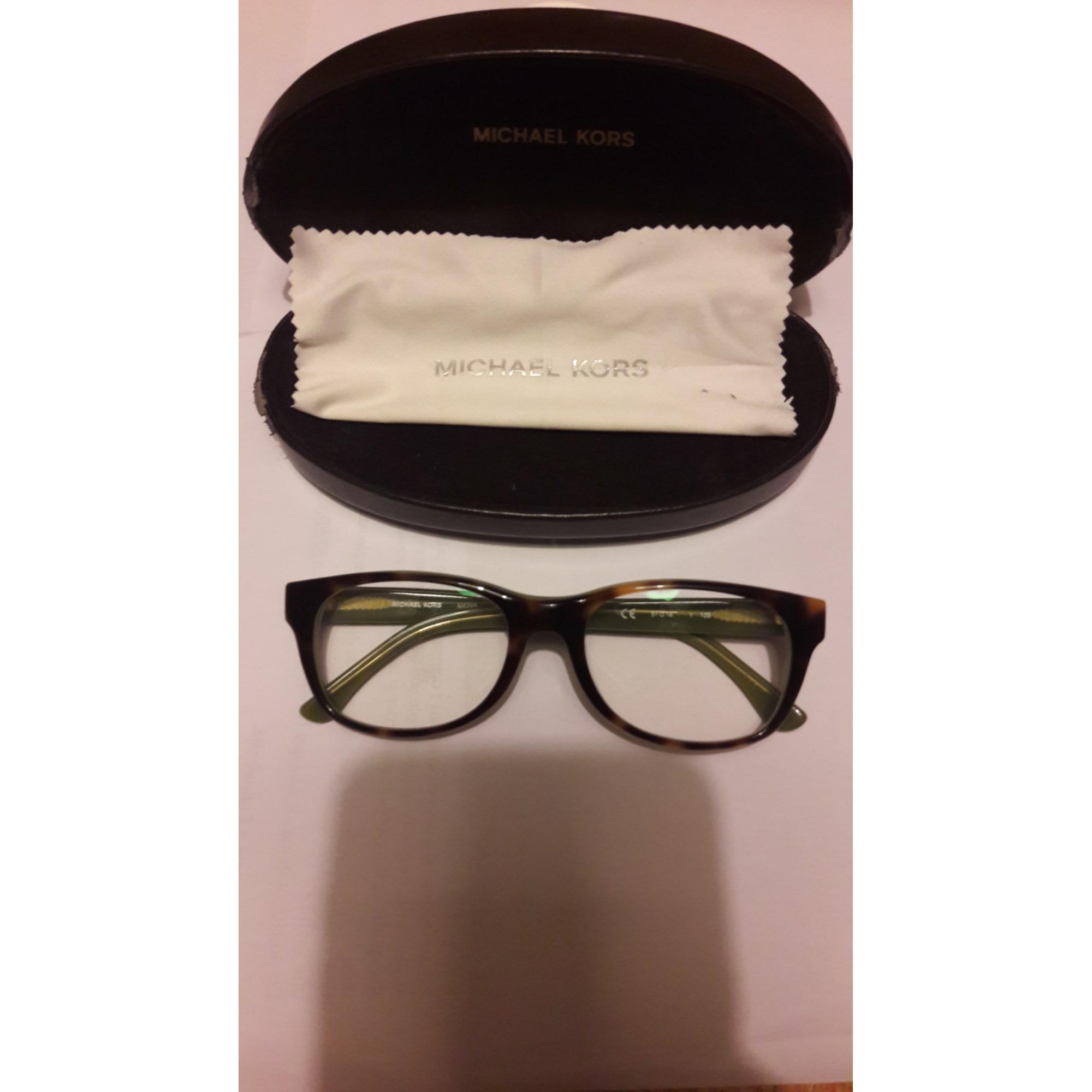 Monture de lunettes MICHAEL KORS Imprimés animaliers
