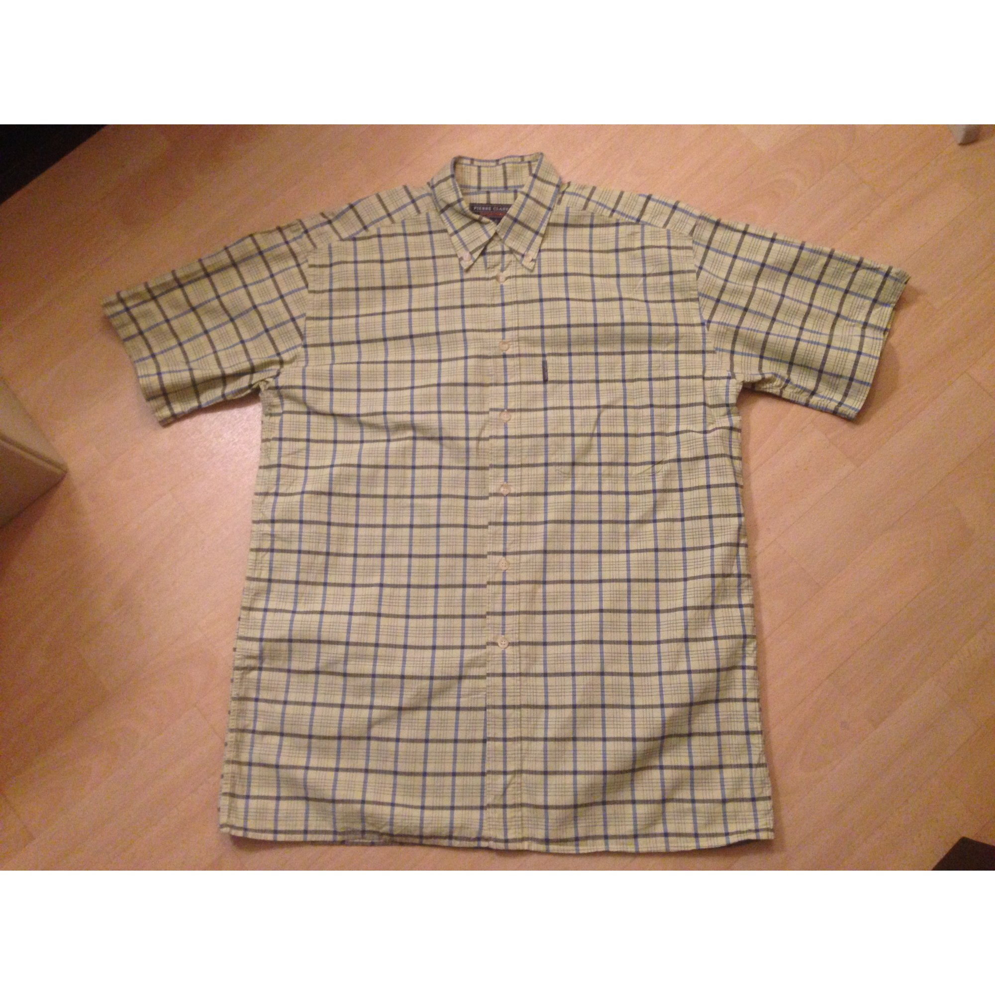 Chemise PIERRE CLARENCE Vert