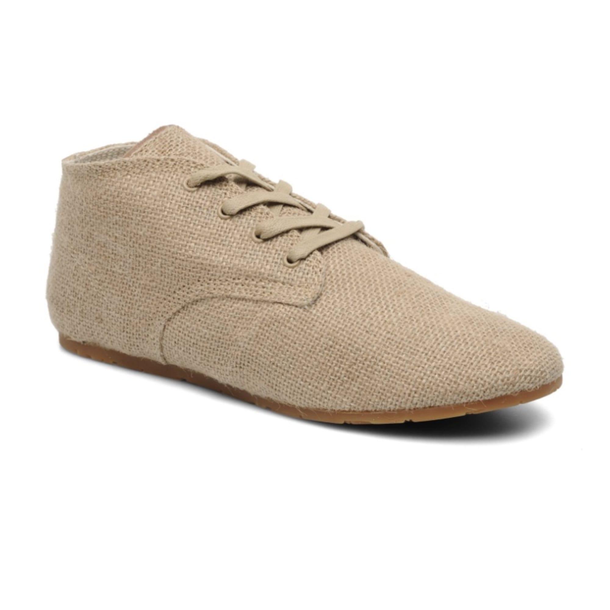 Chaussures à lacets  ELEVEN PARIS Beige, camel