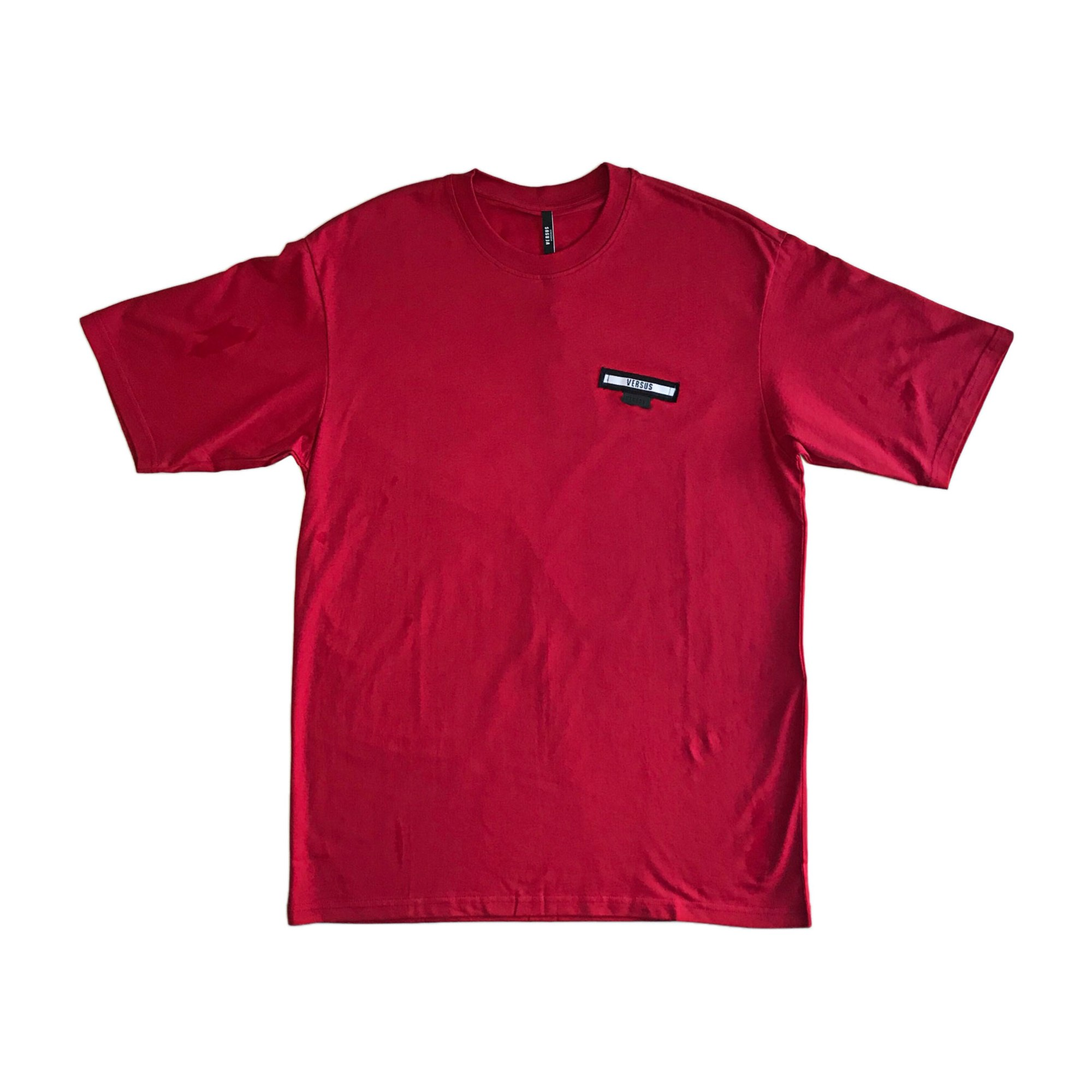 Tee-shirt VERSUS VERSACE Rouge, bordeaux