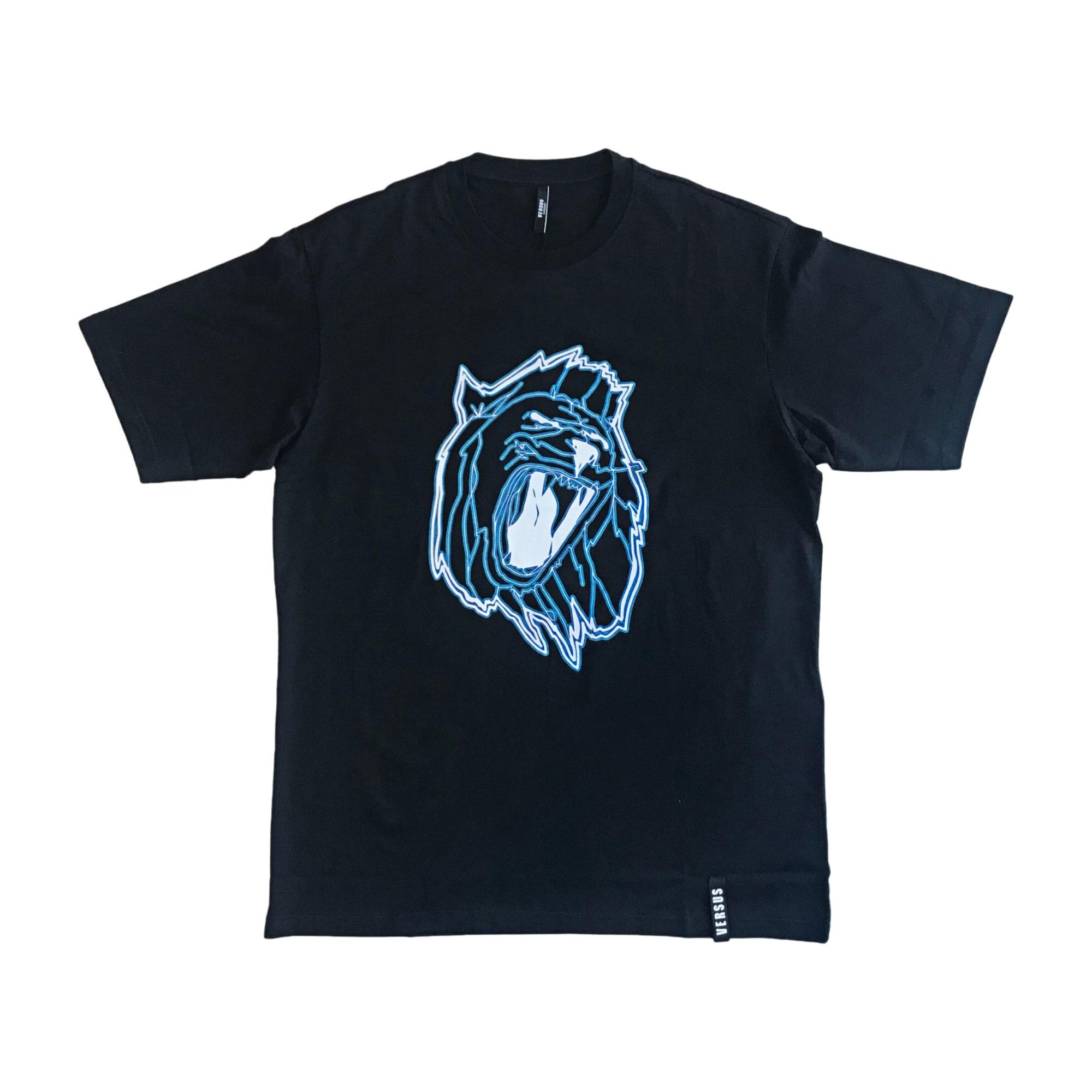 Tee-shirt VERSUS VERSACE Noir