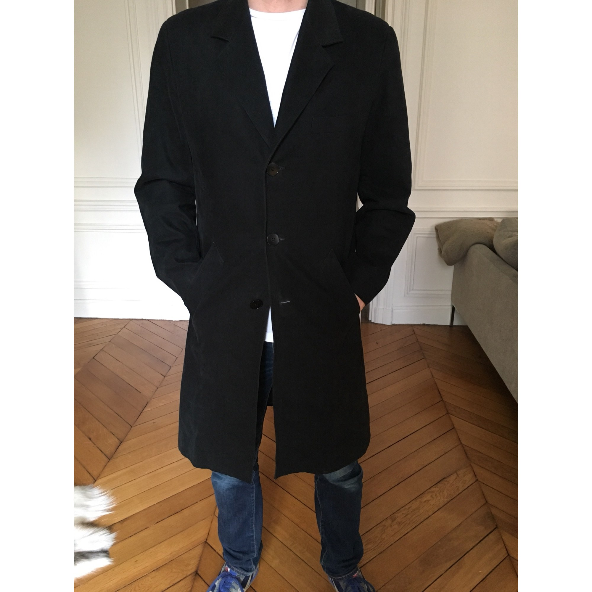 agnes b manteau pour homme