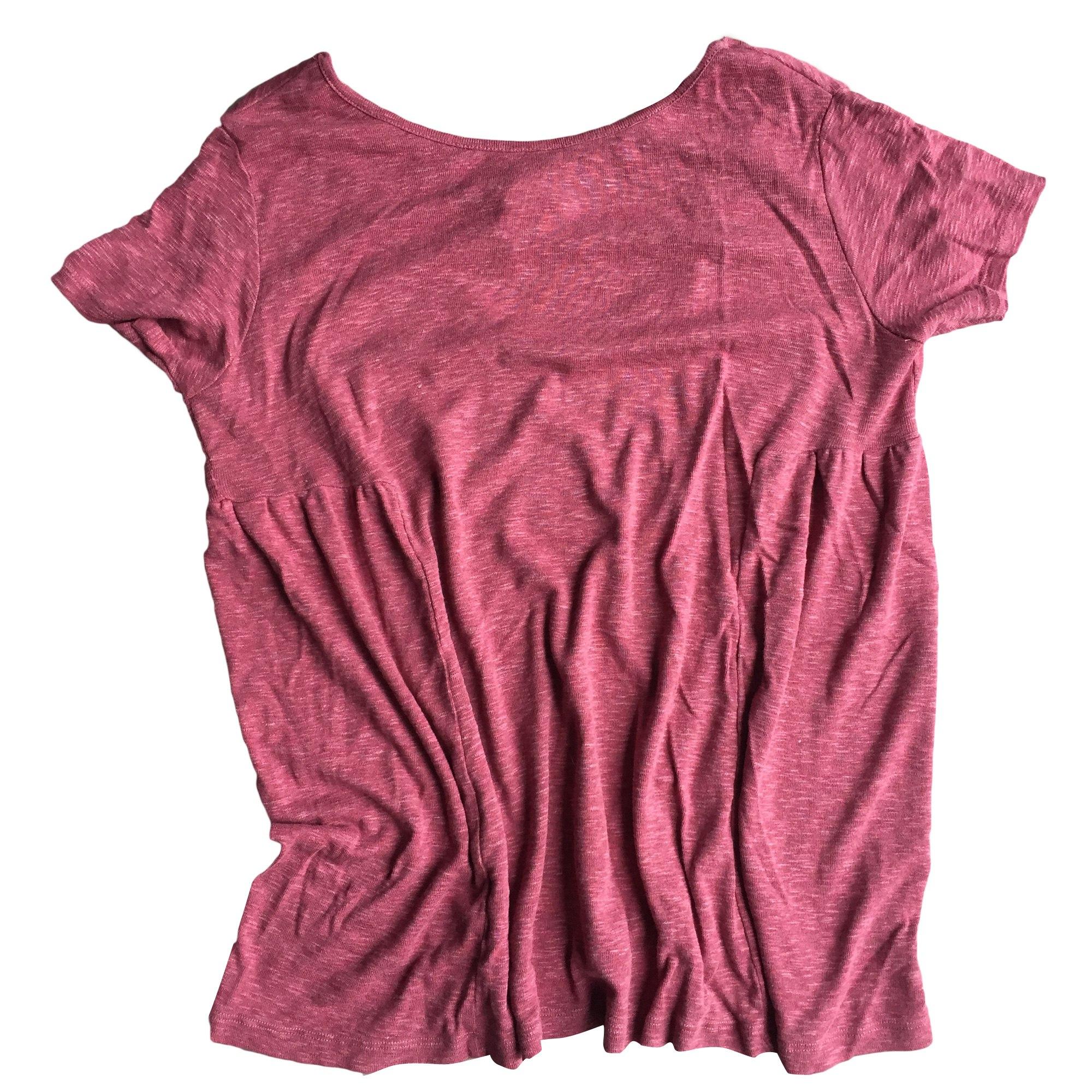 Tops, T-Shirt BA&SH Pink,  altrosa