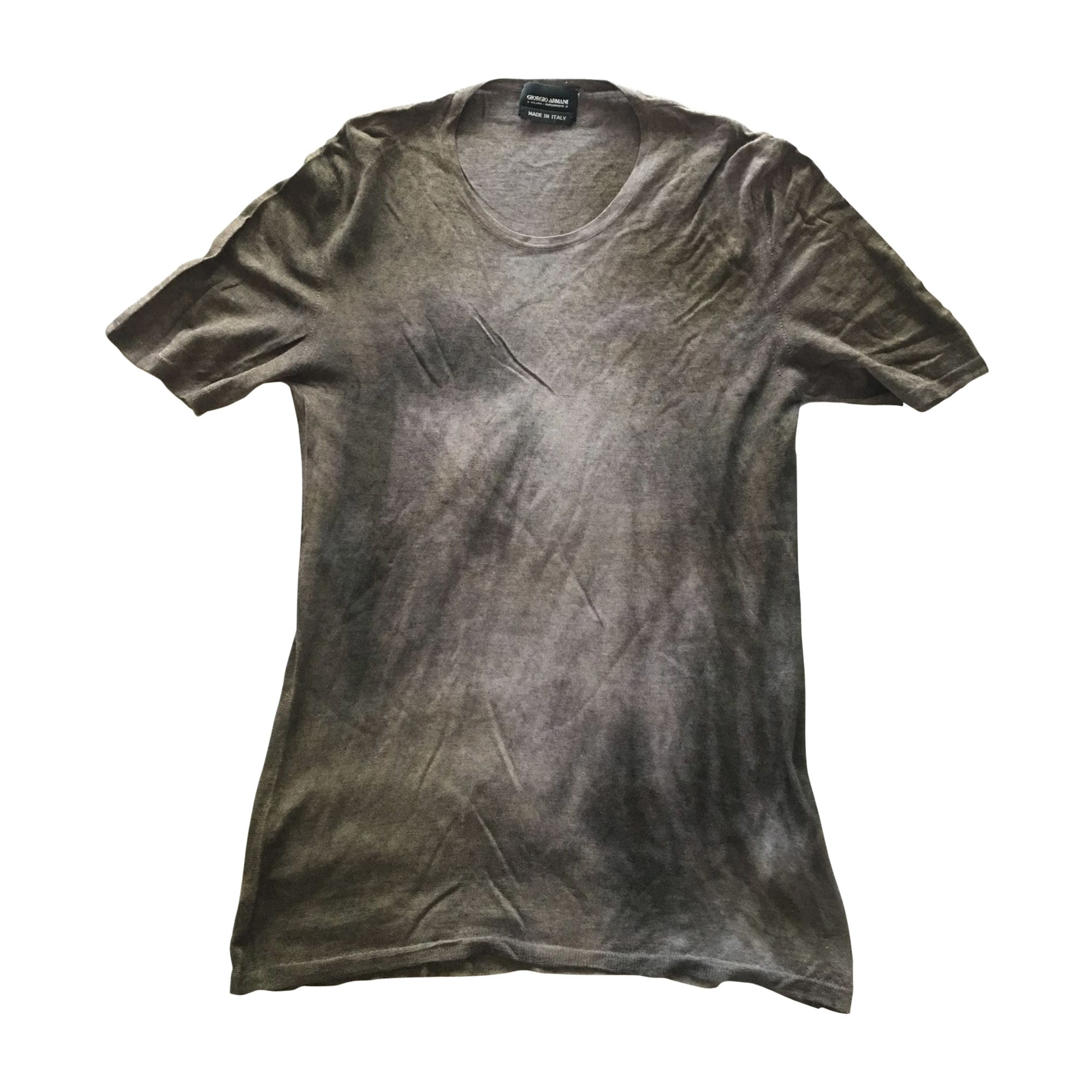 Tee-shirt GIORGIO ARMANI Multicouleur