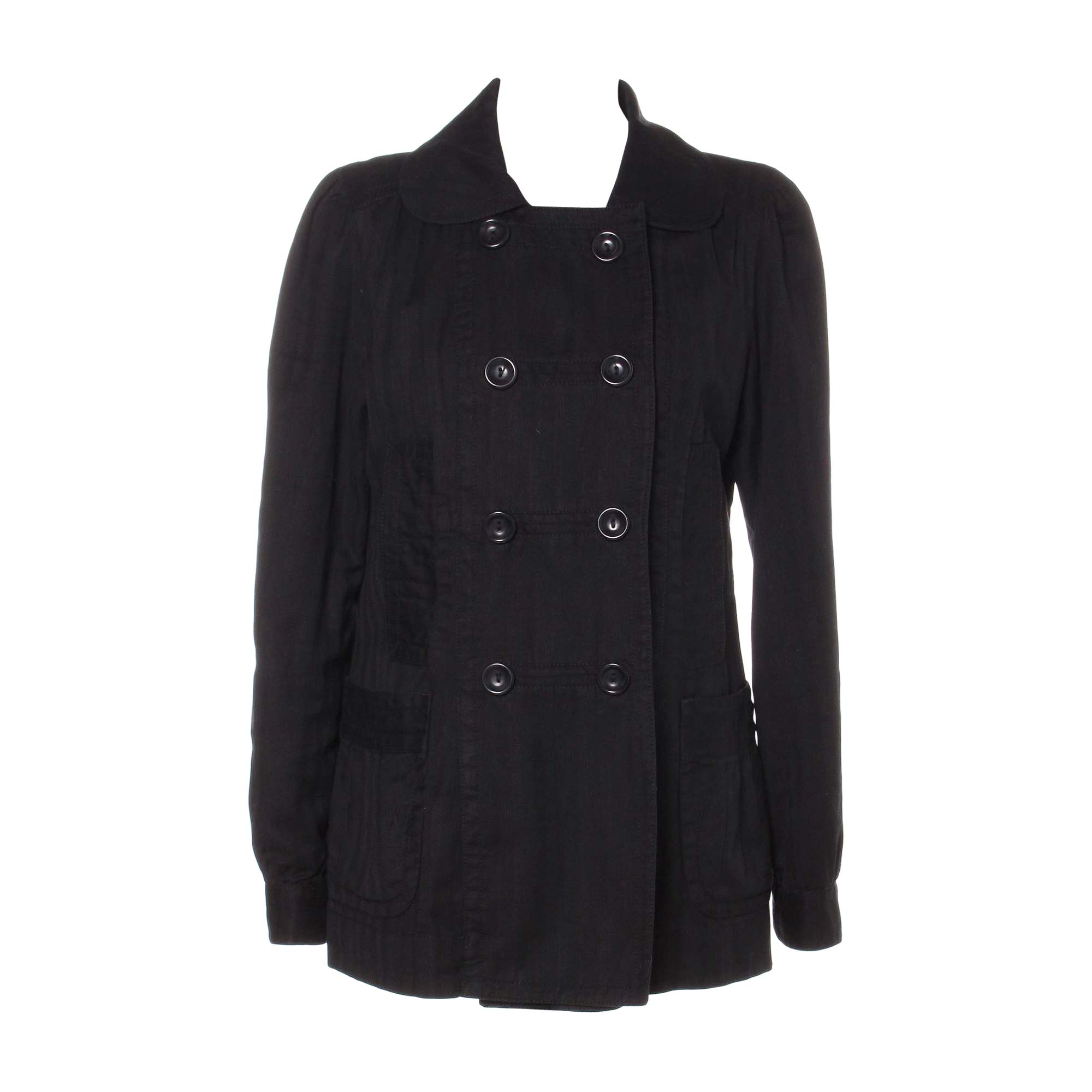 Manteau MARC JACOBS Noir