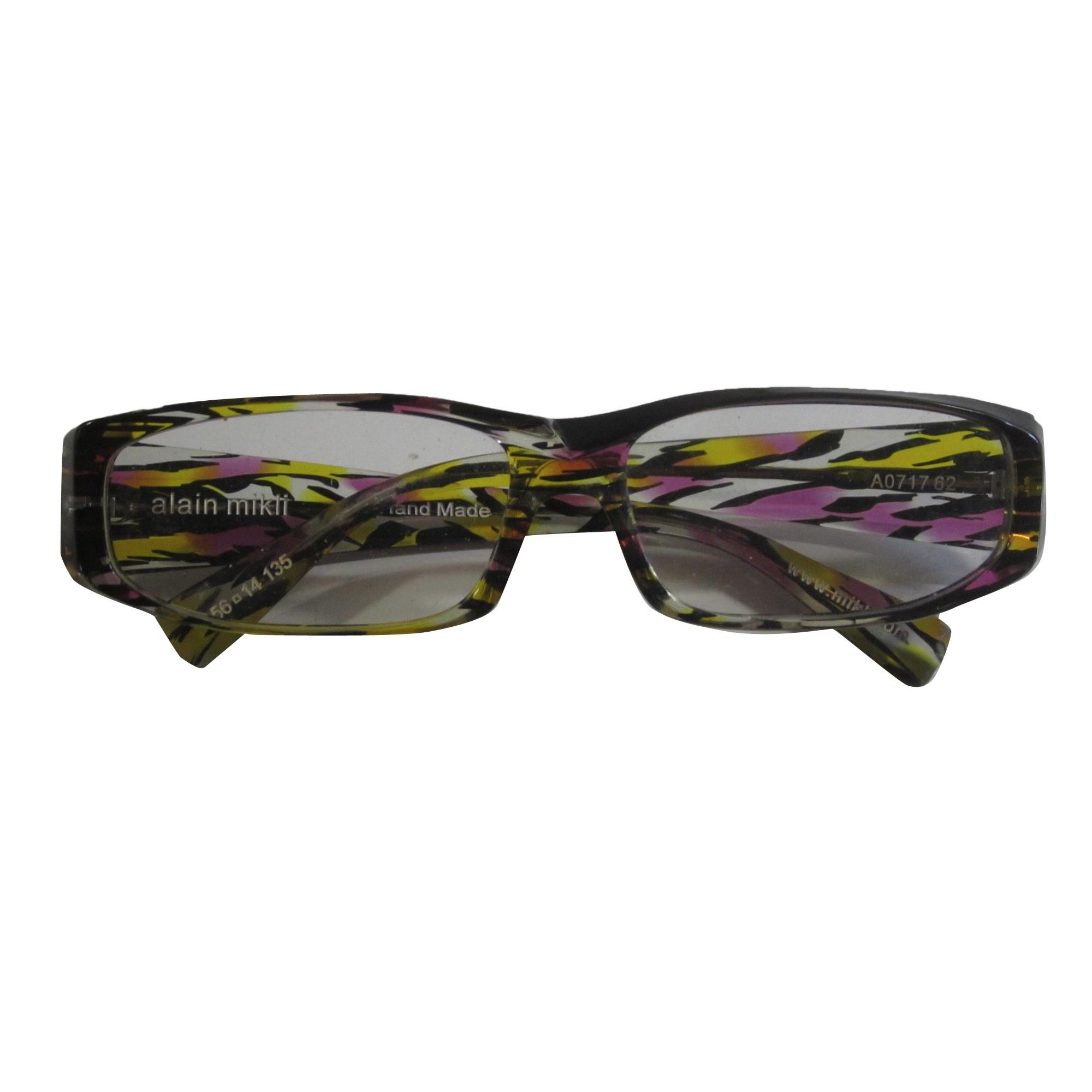 Monture de lunettes ALAIN MIKLI Multicouleur