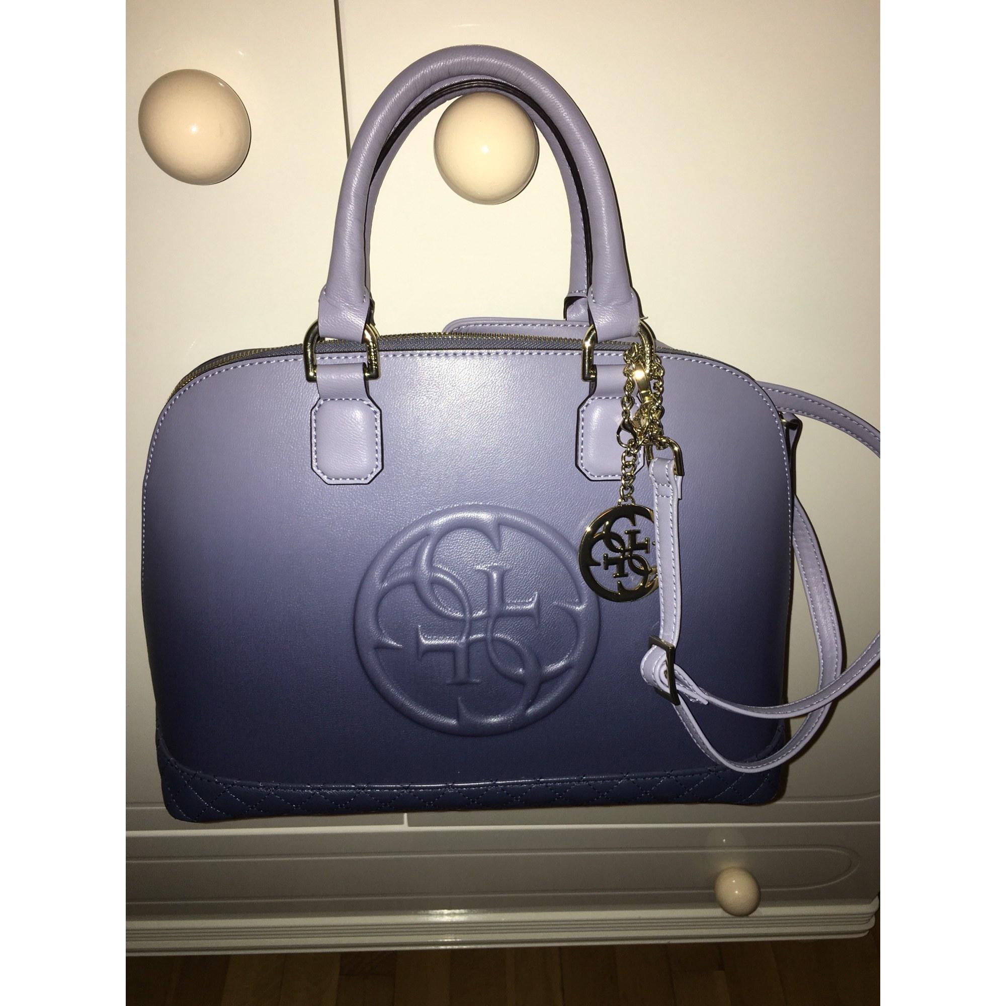 sac guess bleu dégradé