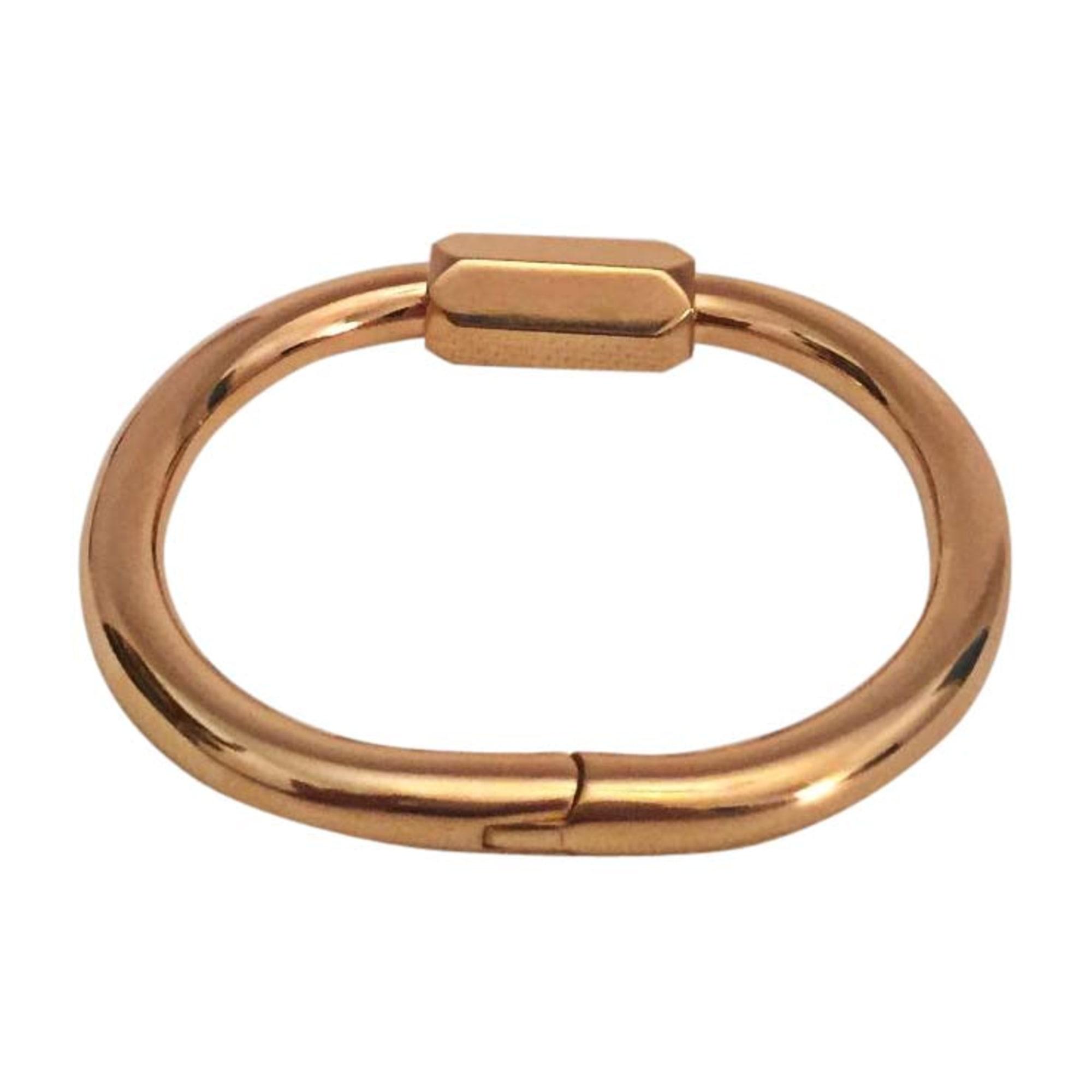 Bracelet CÉLINE acier doré