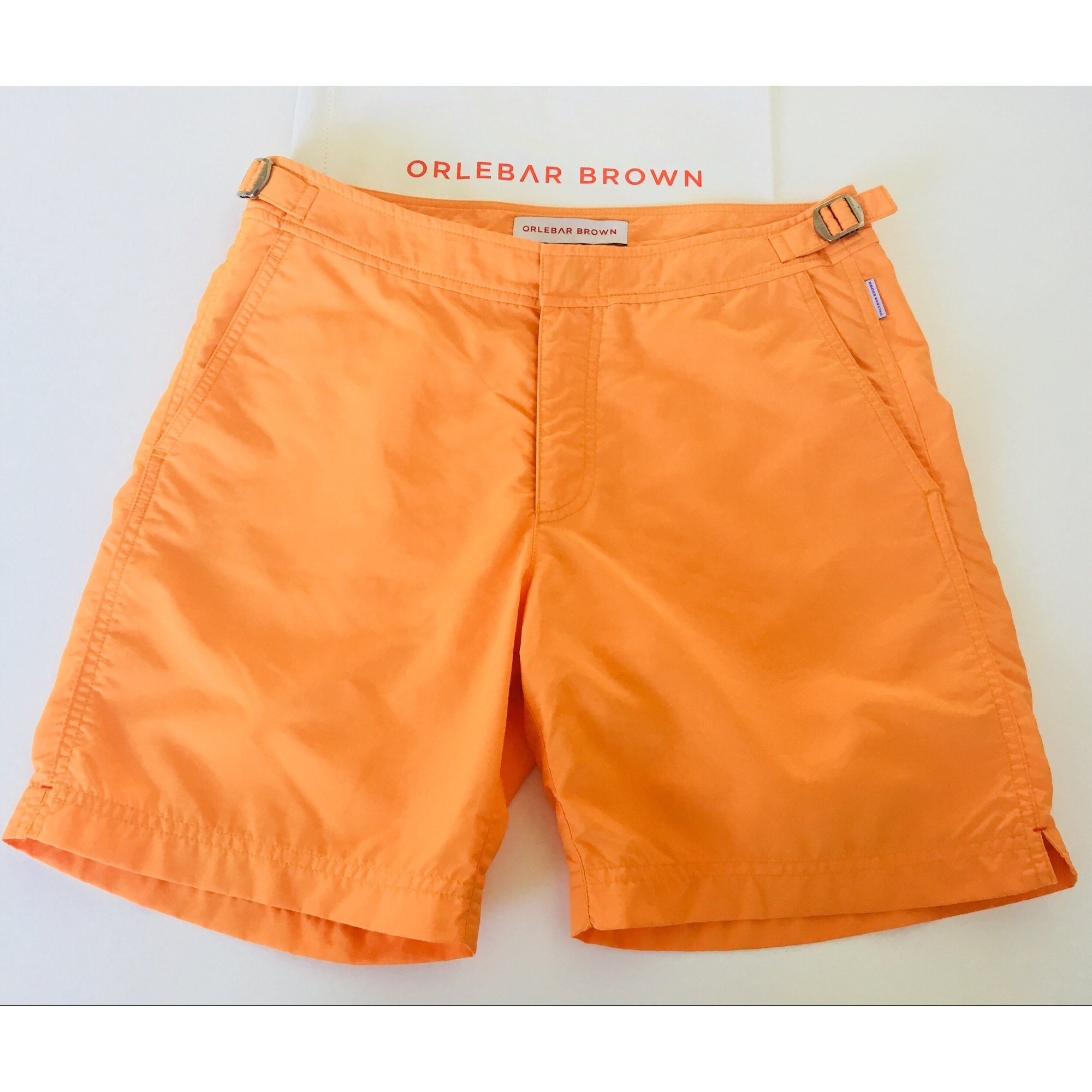 Short ORLEBAR BROWN Orange