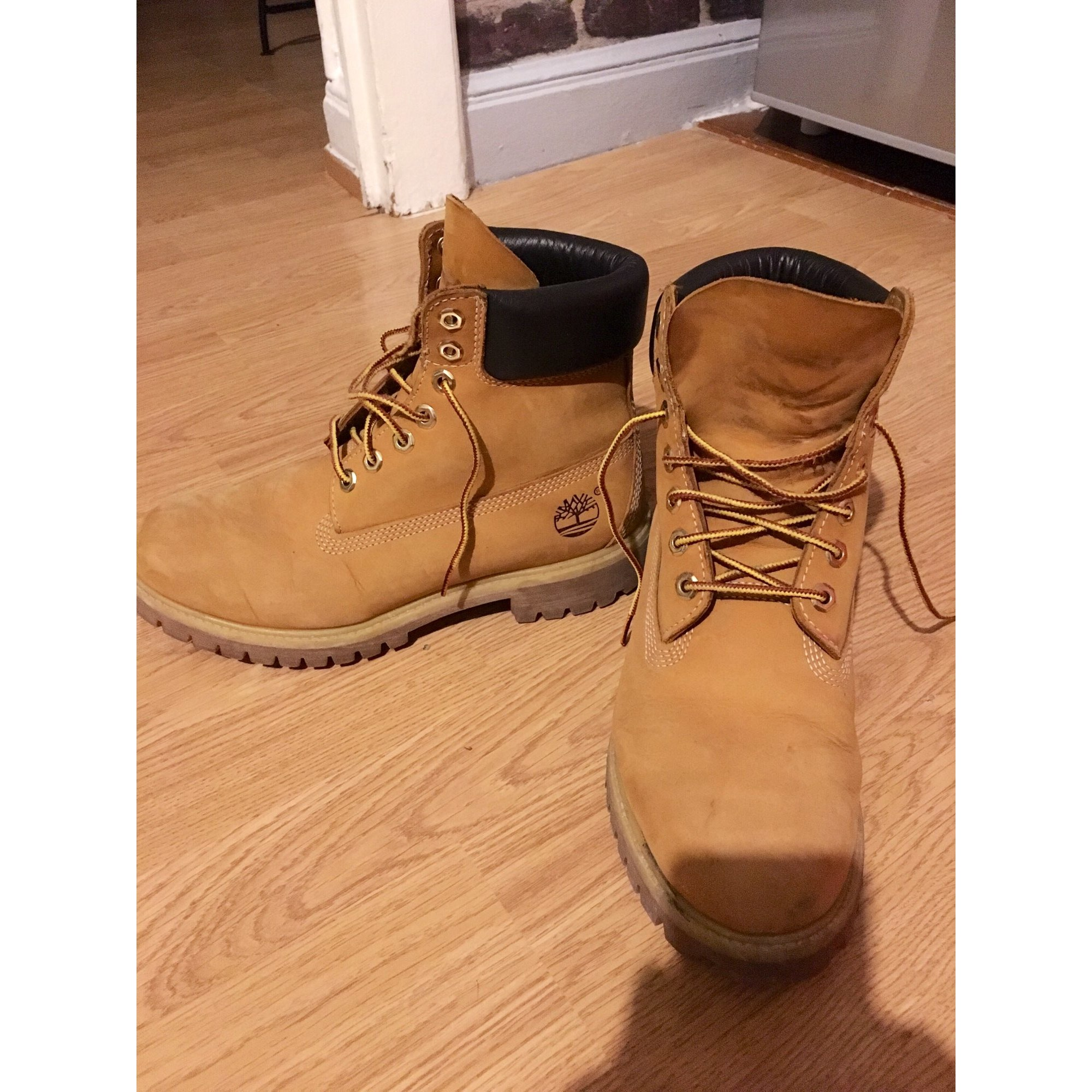botte pluie timberland