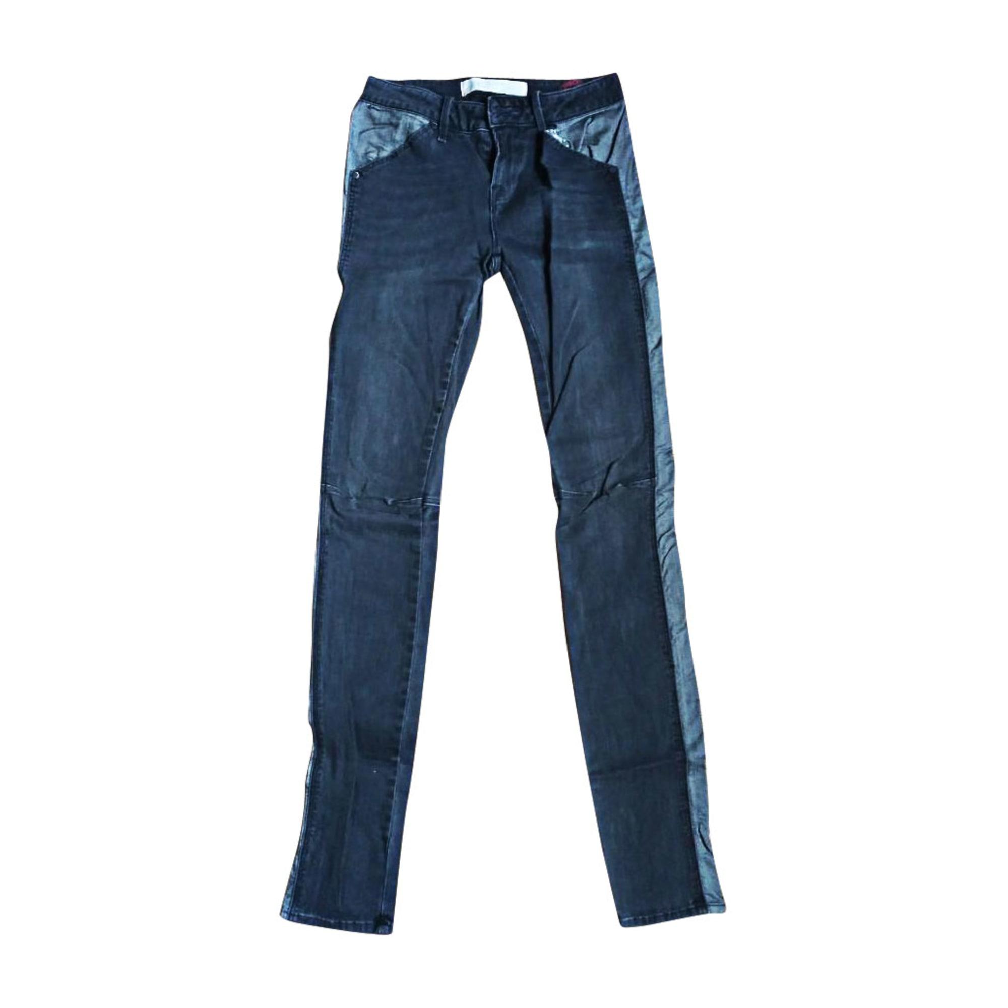 Jeans slim MARC JACOBS Noir