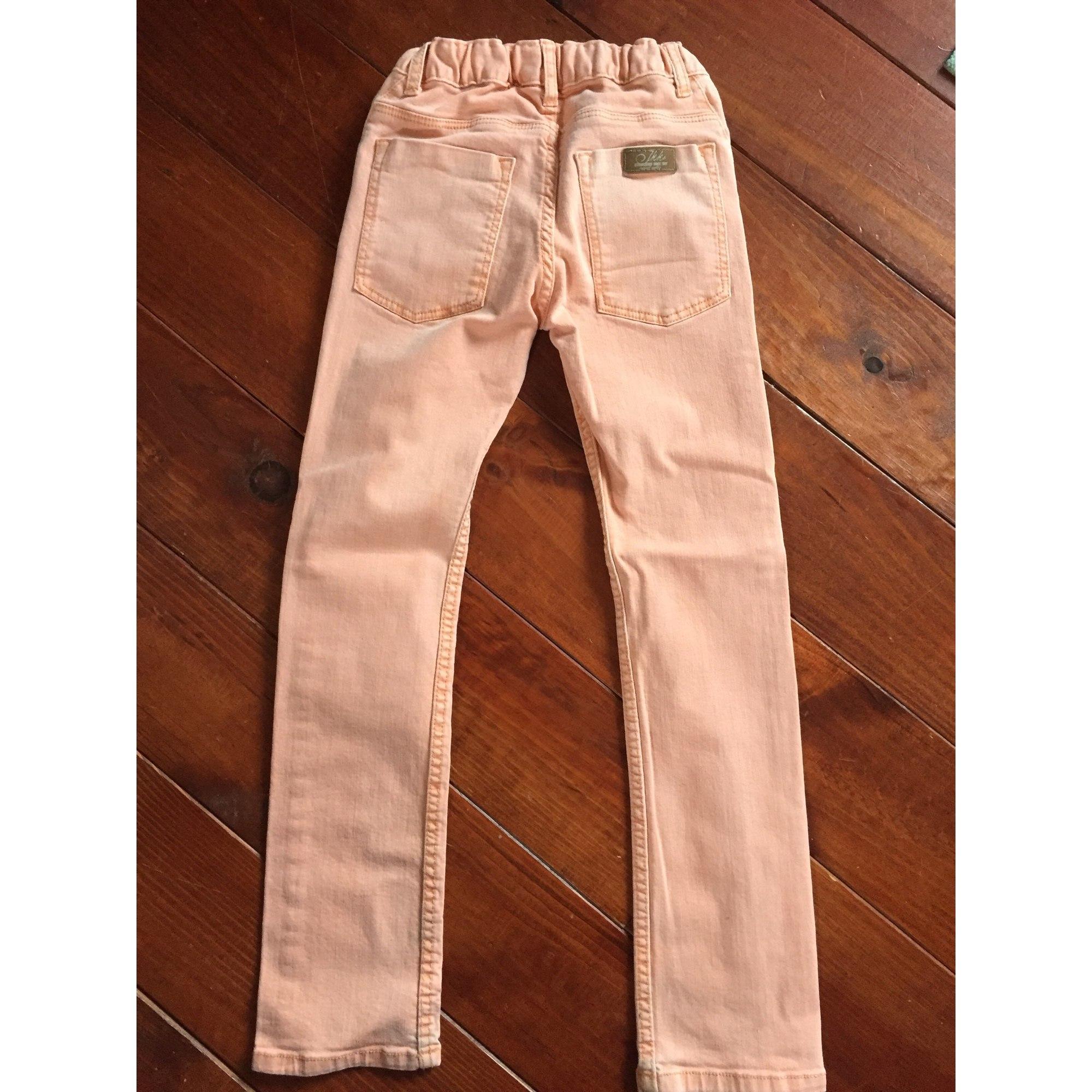 Pantalon IKKS Orange