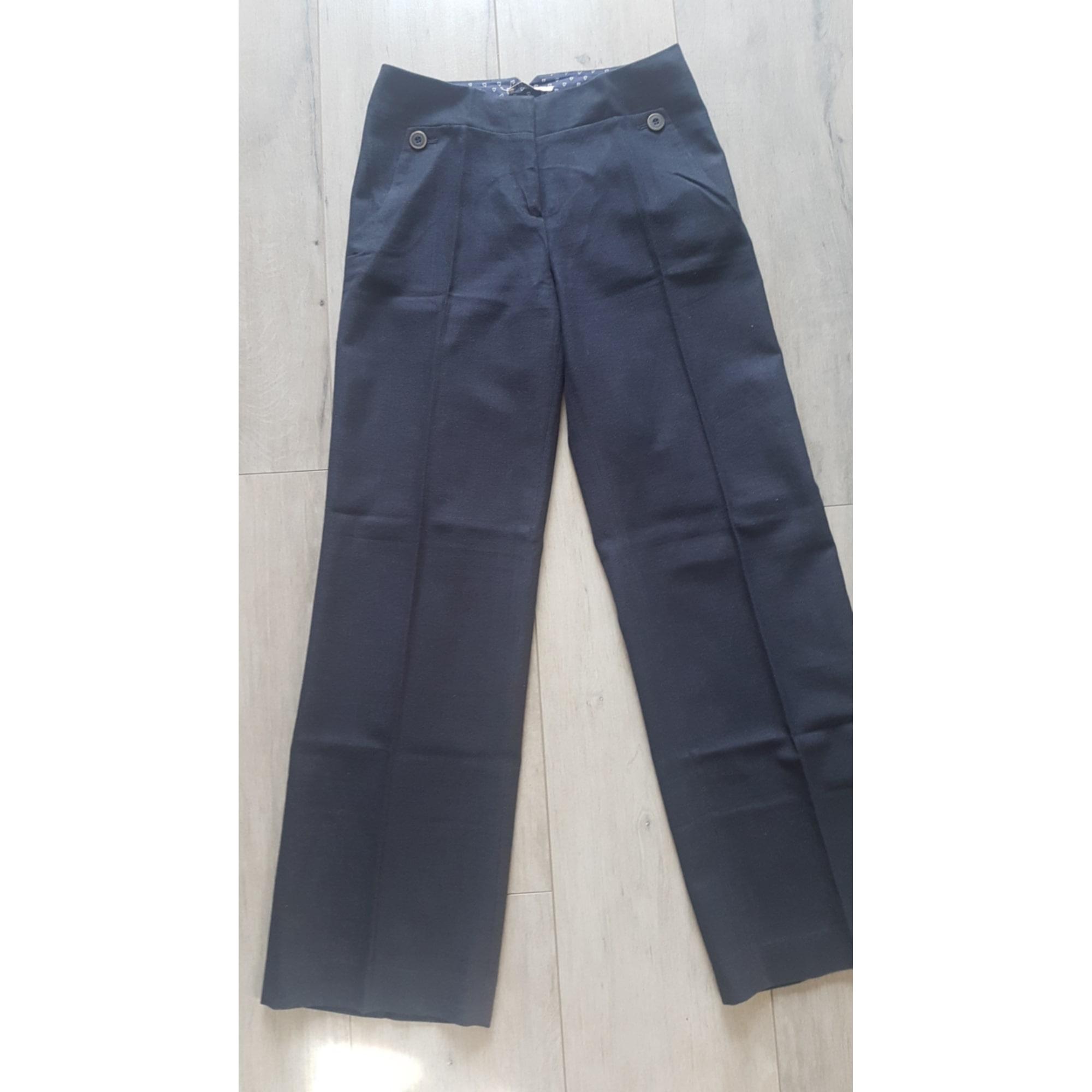 Pantalon évasé KOOKAI Bleu, bleu marine, bleu turquoise