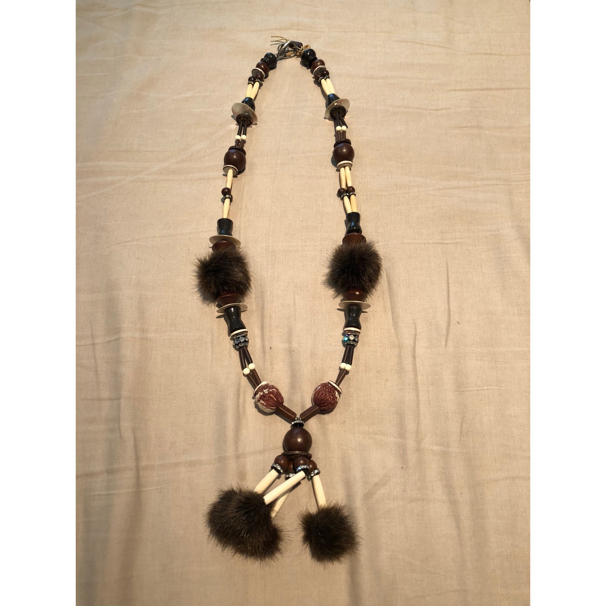 Long Necklace REMINISCENCE Multicolor