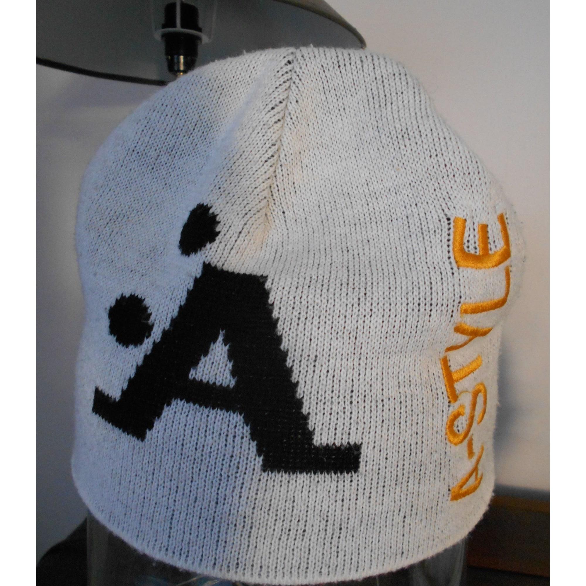 Bonnet ANDRÉ Blanc, blanc cassé, écru