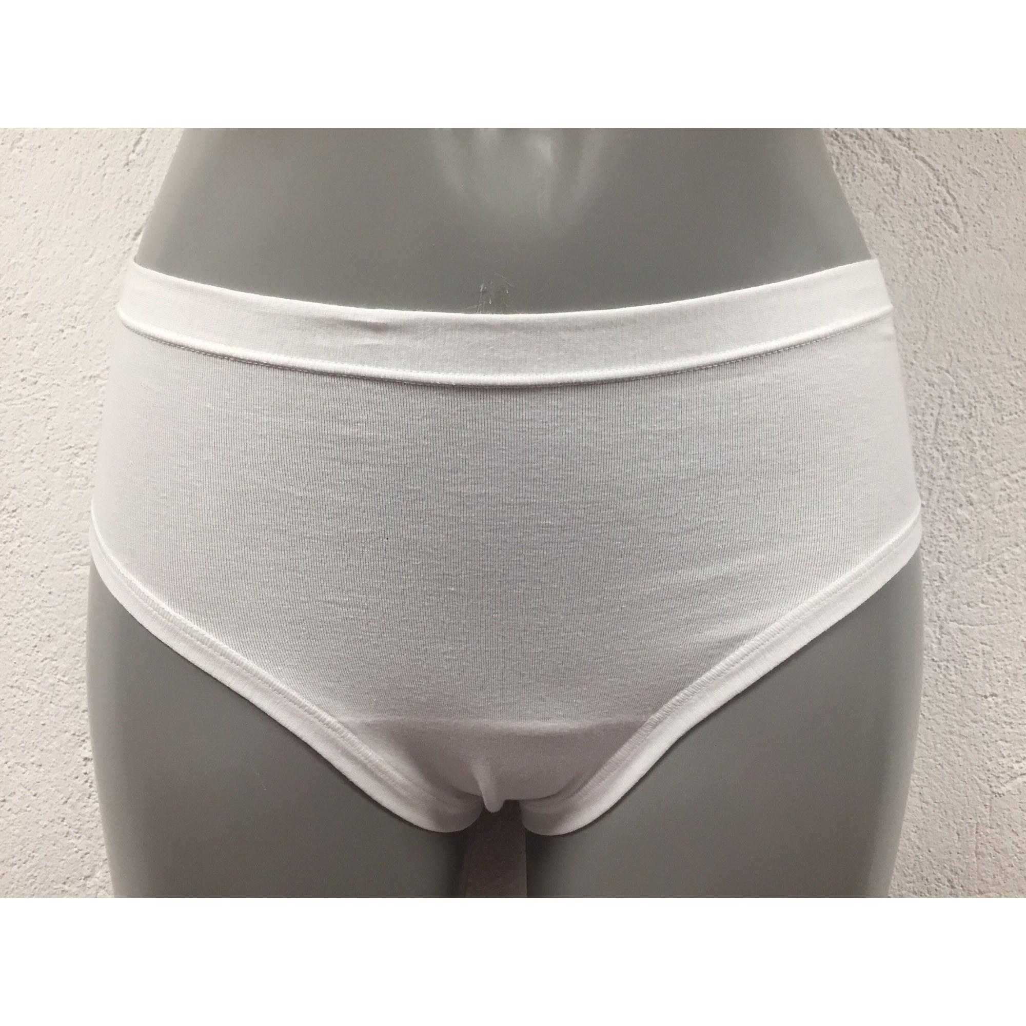Culotte LISANZA Blanc, blanc cassé, écru