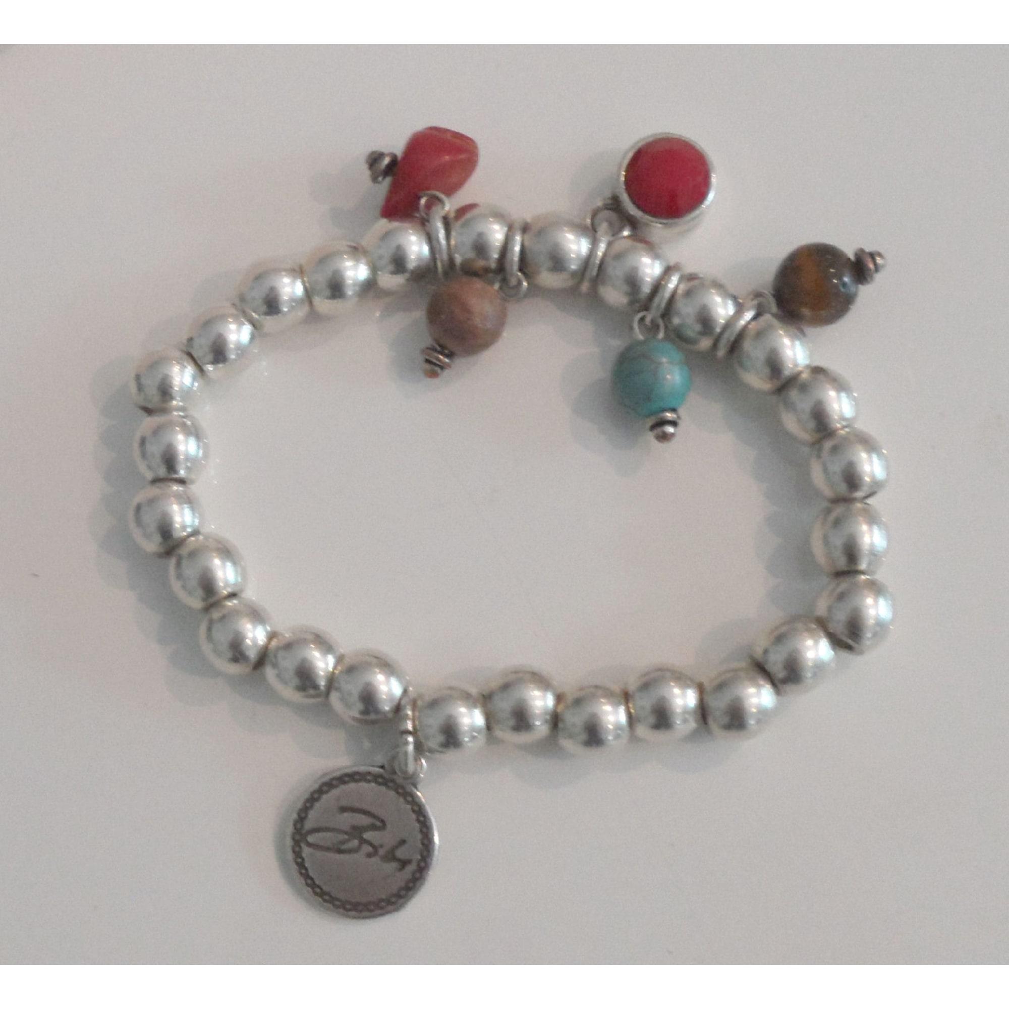 Bracelet BIBI BIJOUX métal argent