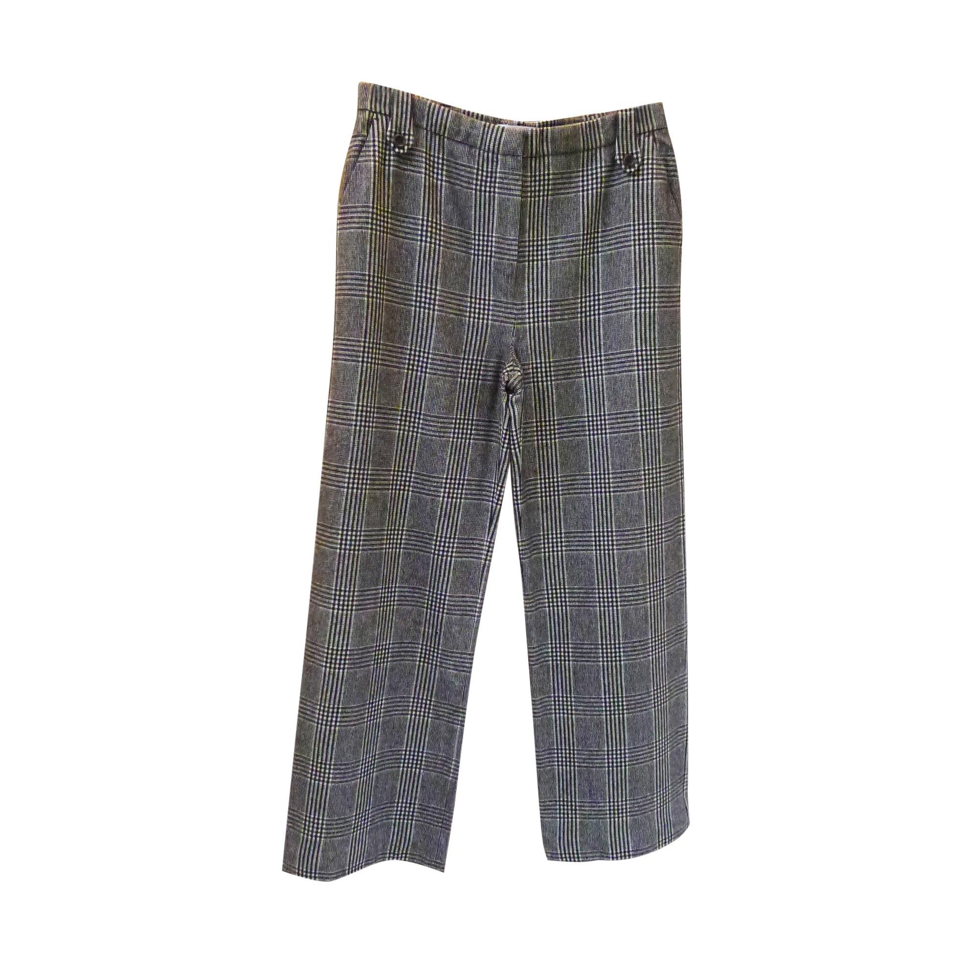 Pantalon large MAX MARA Multicouleur
