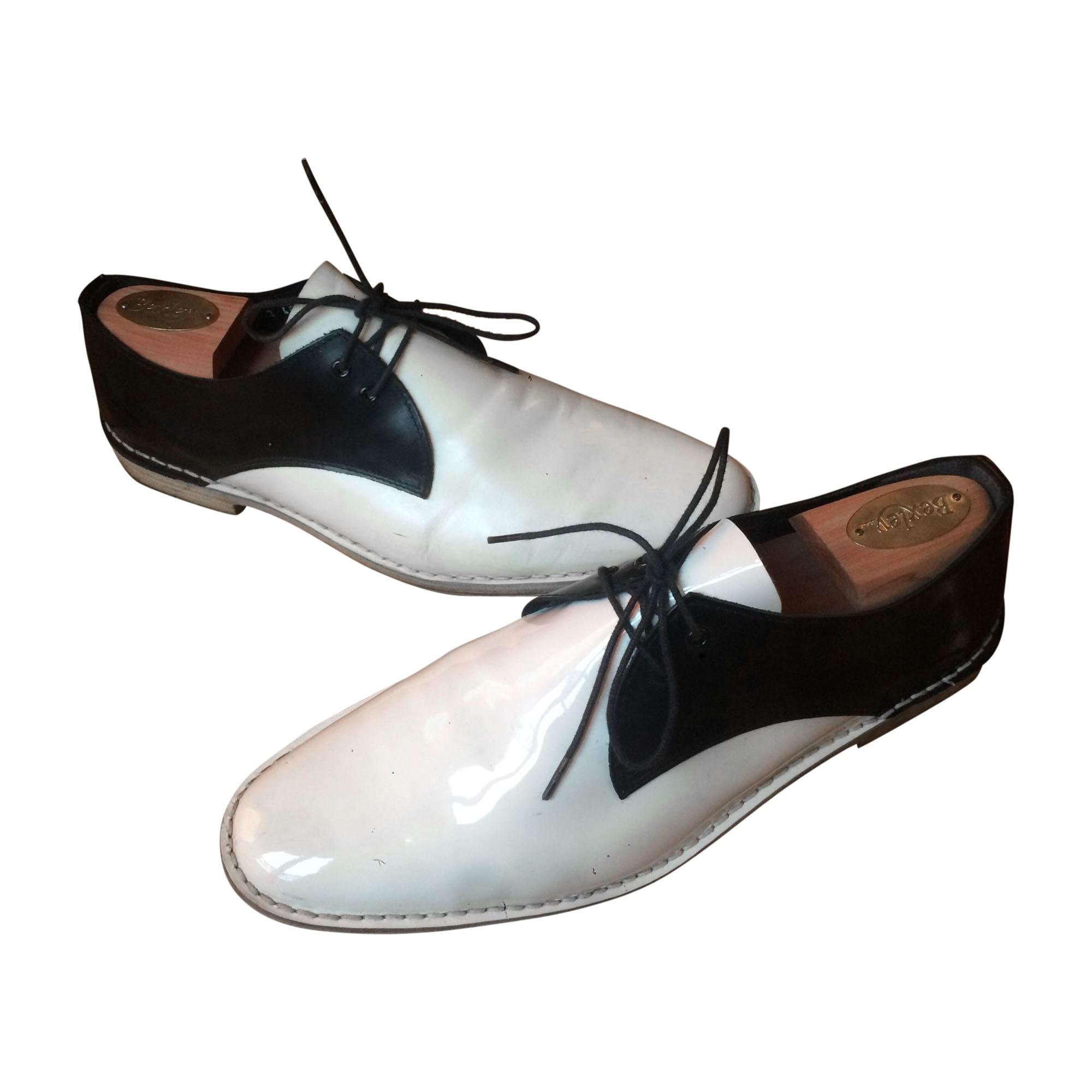 Chaussures à lacets PIERRE HARDY Multicouleur