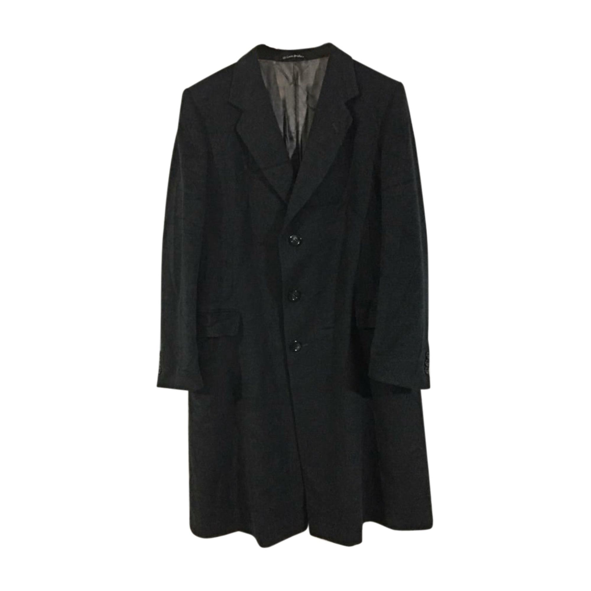Manteau BALMAIN Noir