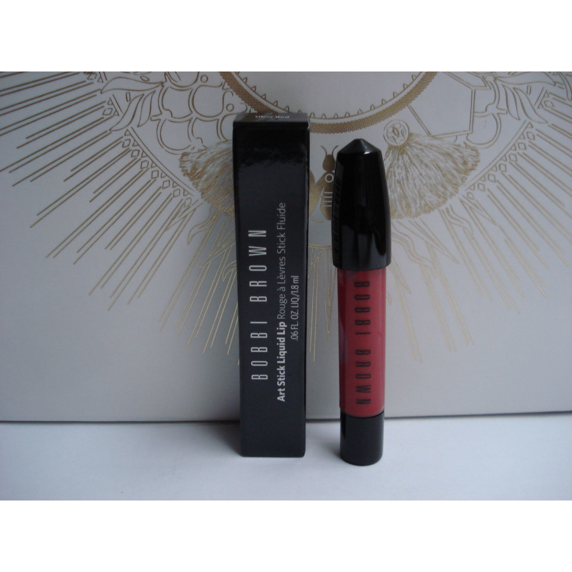 Rouge à lèvres BOBBI BROWN uber red