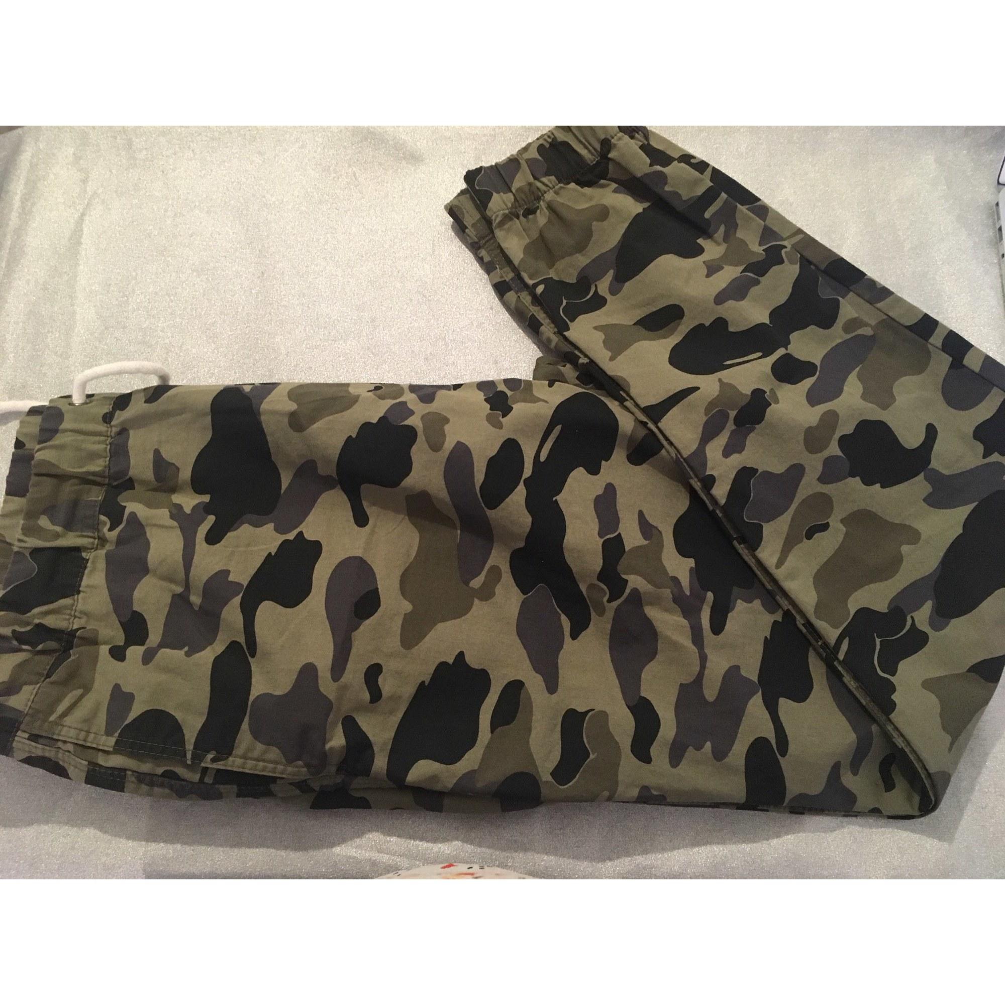 Pantalon de survêtement H&M Kaki