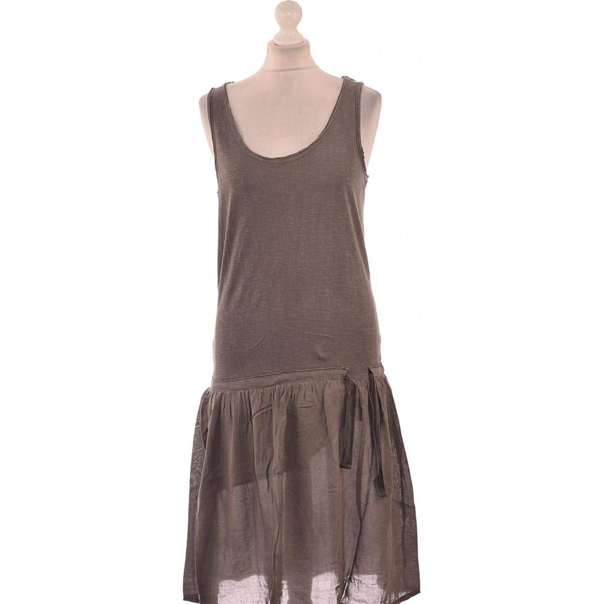 Midi Dress ESPRIT Gray, charcoal