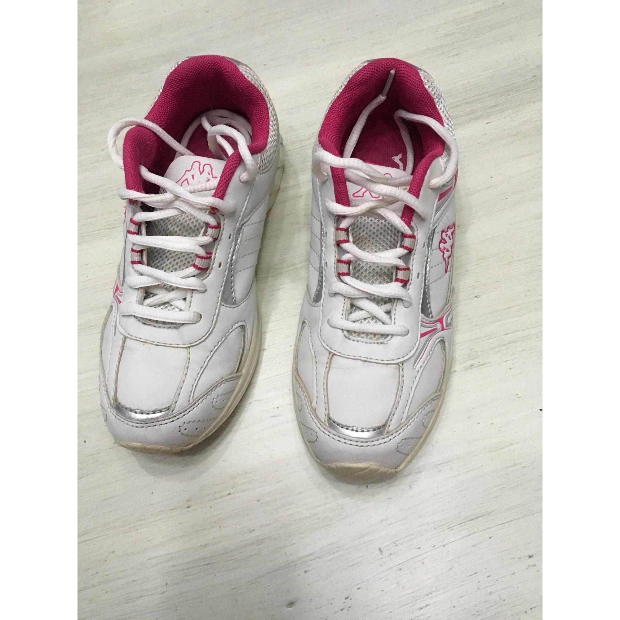 Chaussures de sport KAPPA Blanc, blanc cassé, écru