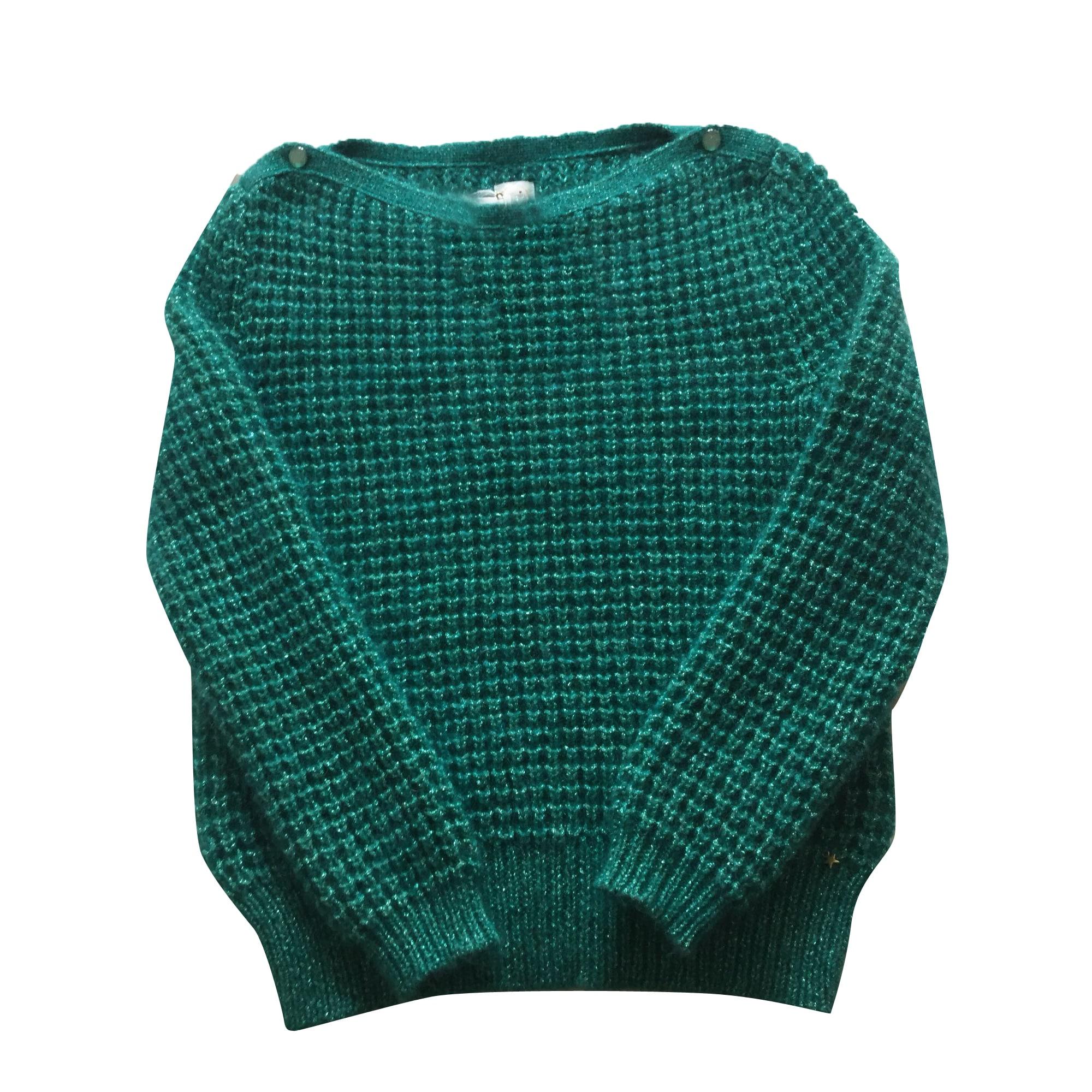 sac cabas des petits hauts vert