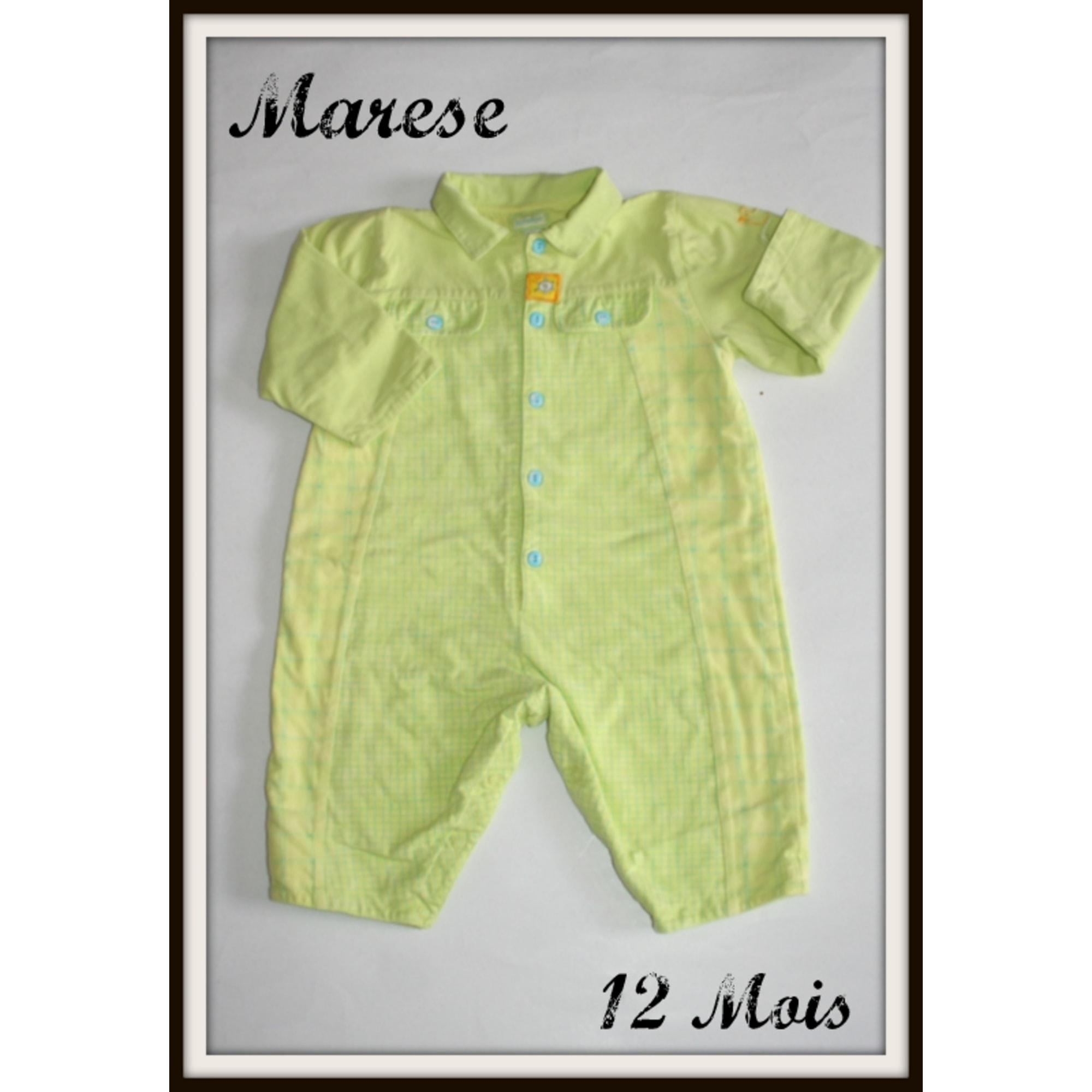 Ensemble & Combinaison pantalon MARÈSE Vert