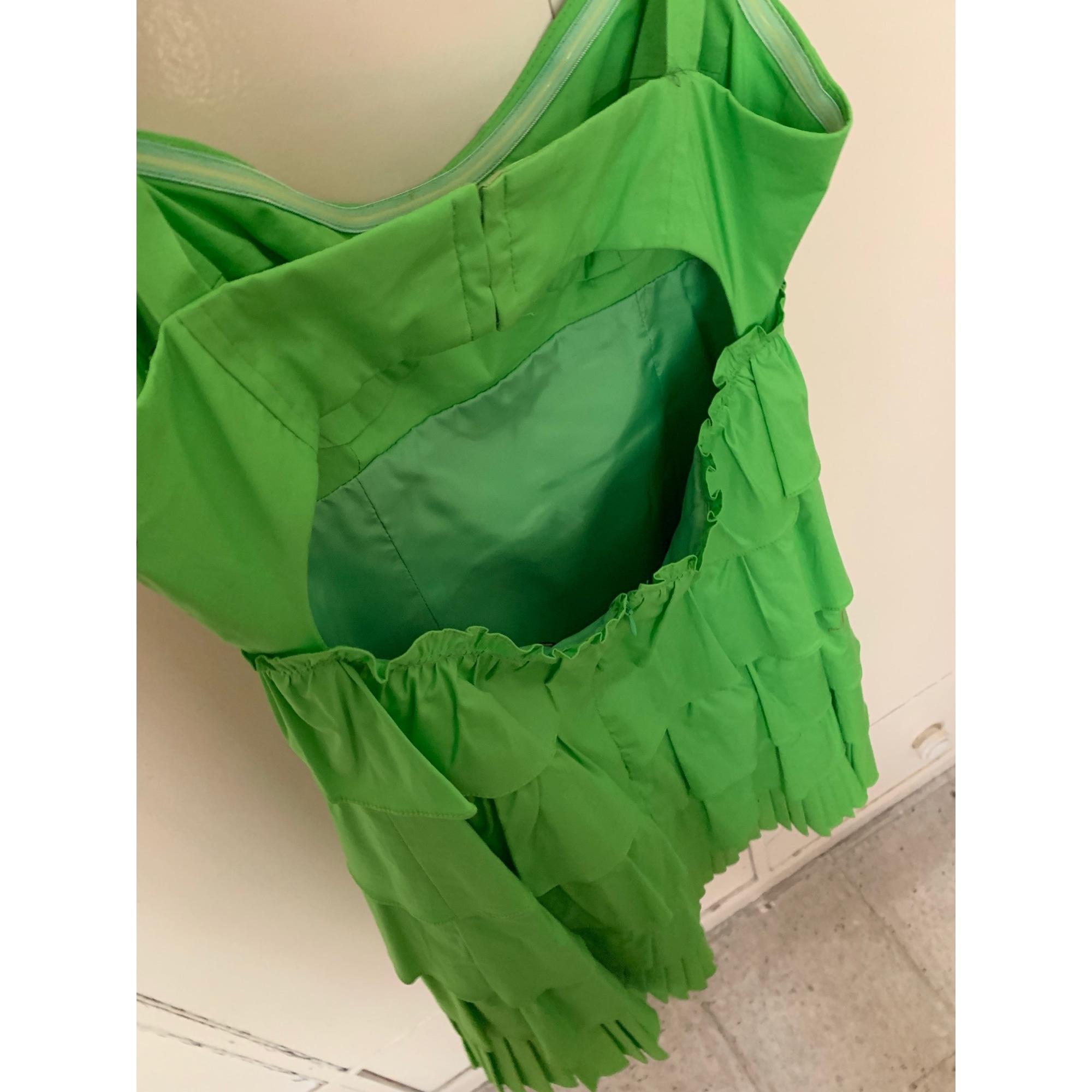 Robe courte NANETTE LEPORE Vert