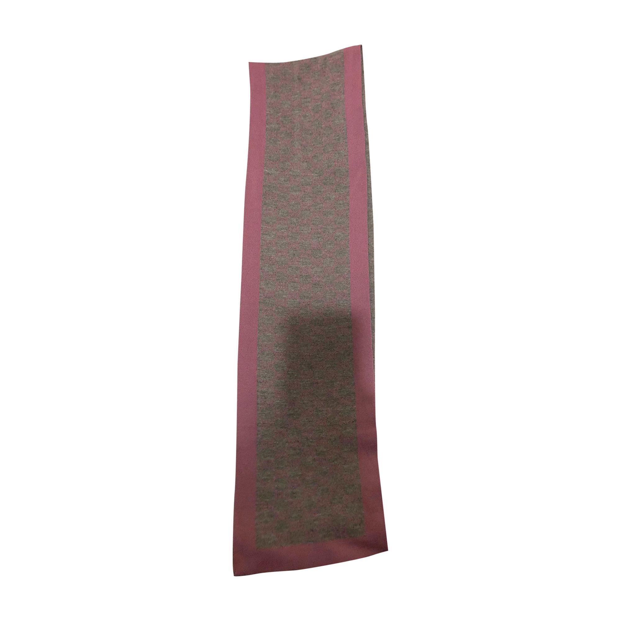 Schals GUCCI Pink,  altrosa