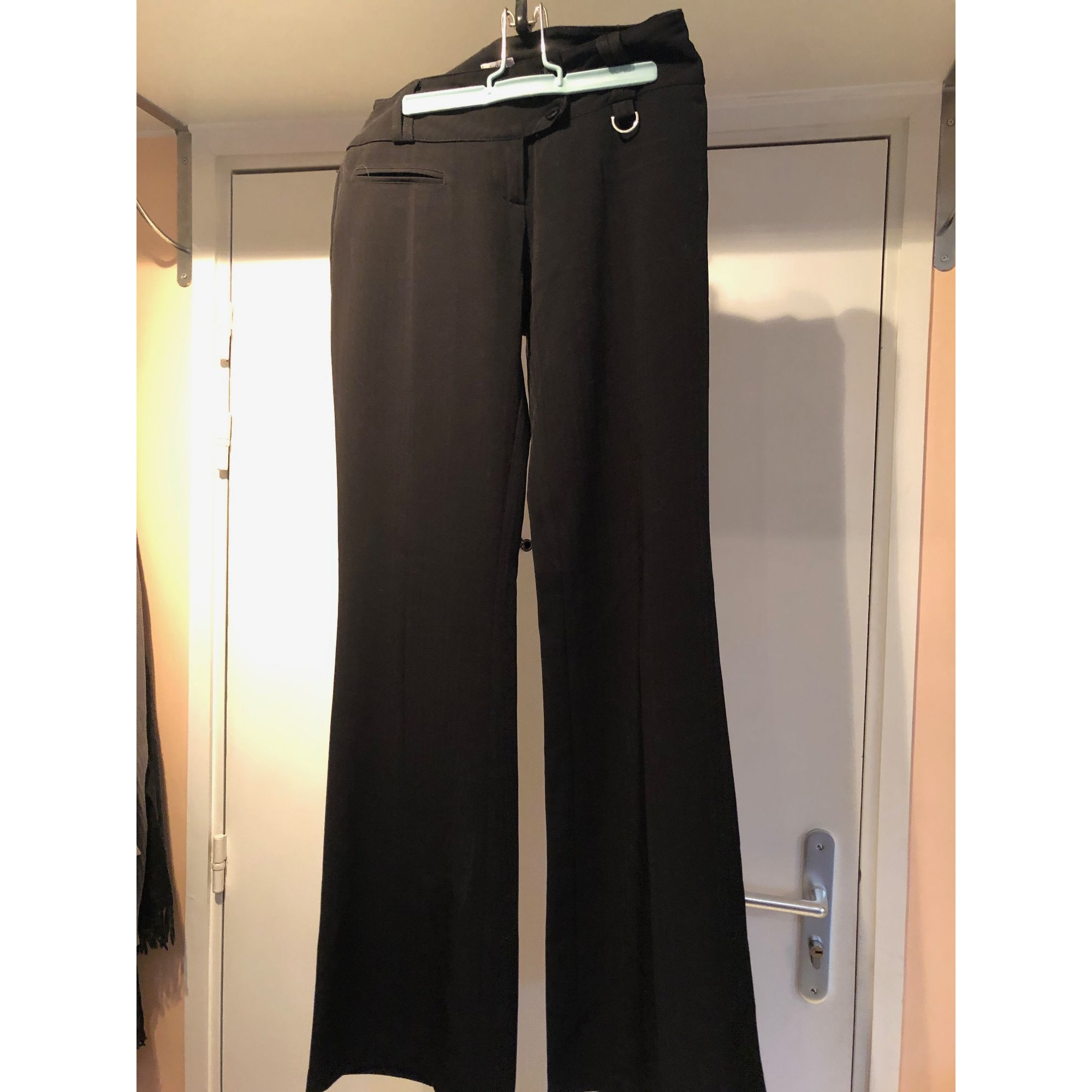 Pantalon évasé PIMKIE Noir