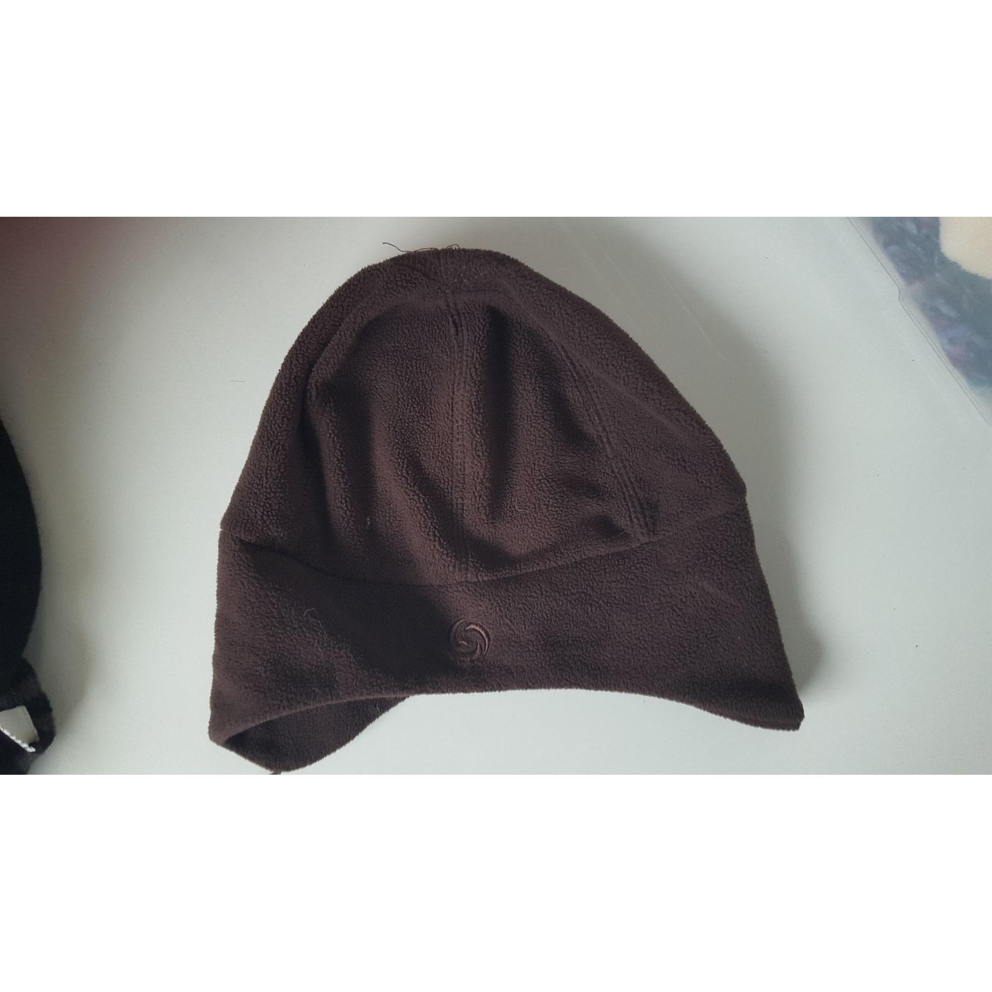 Bonnet ETIREL Marron