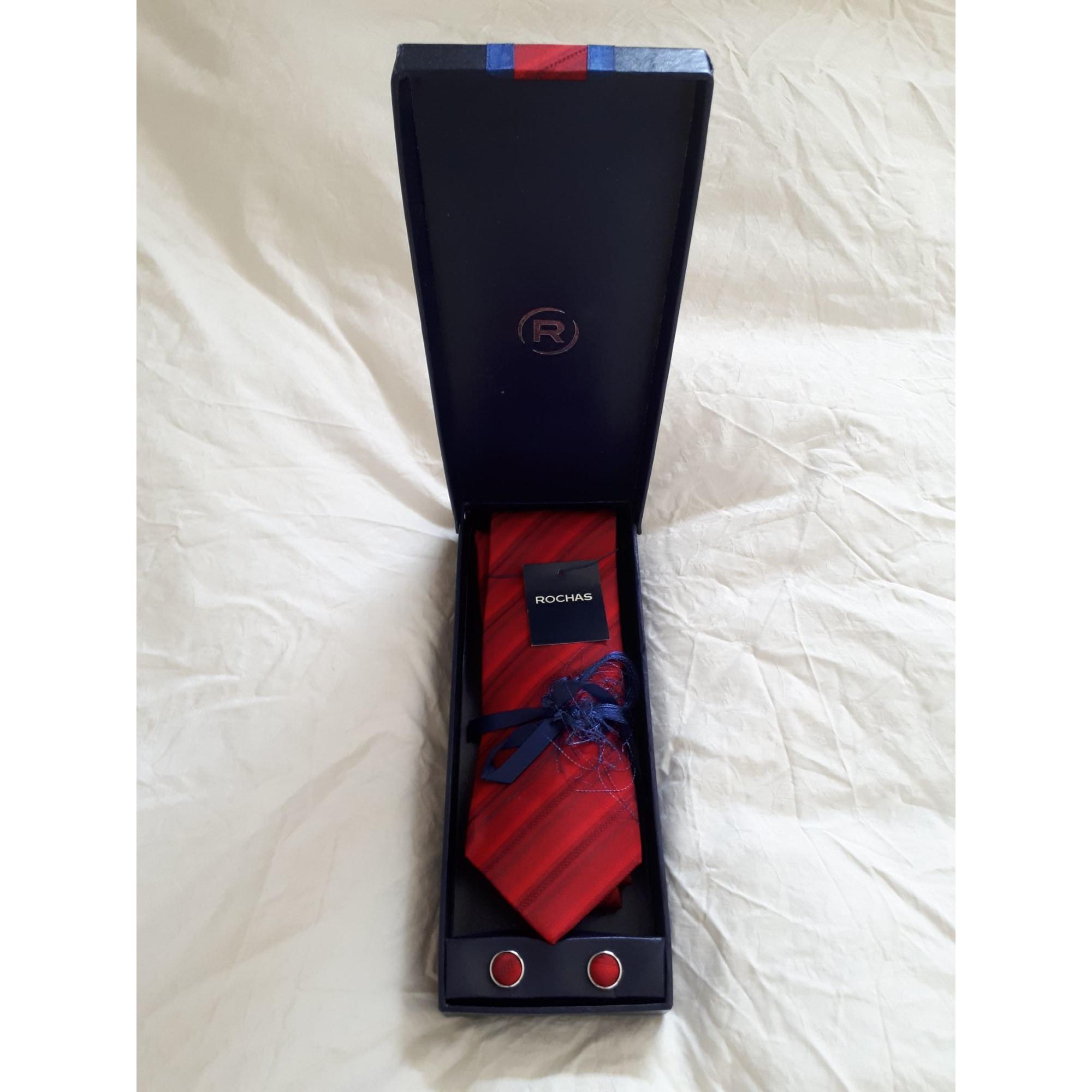 Cravate ROCHAS Multicouleur
