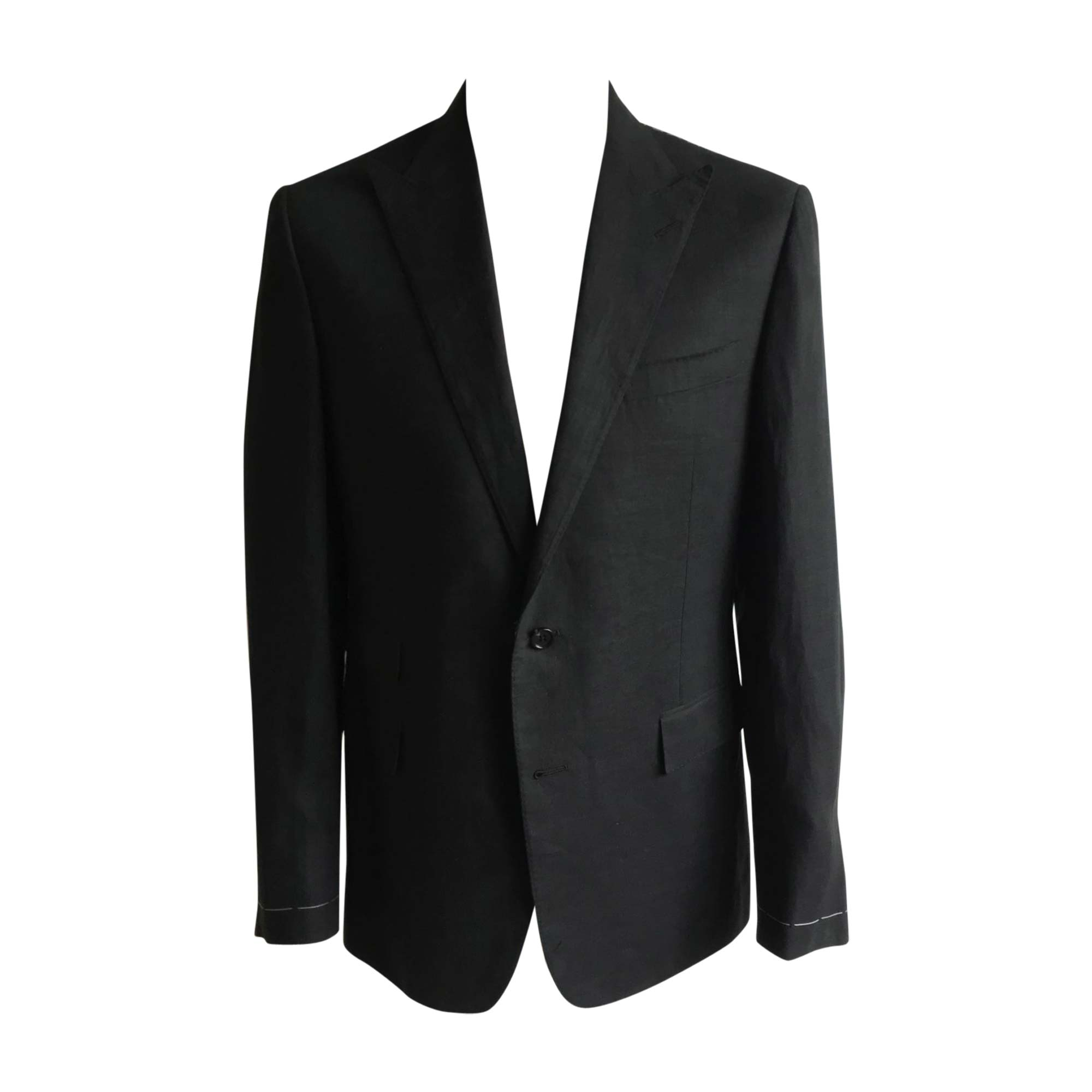 Veste de costume RALPH LAUREN Noir