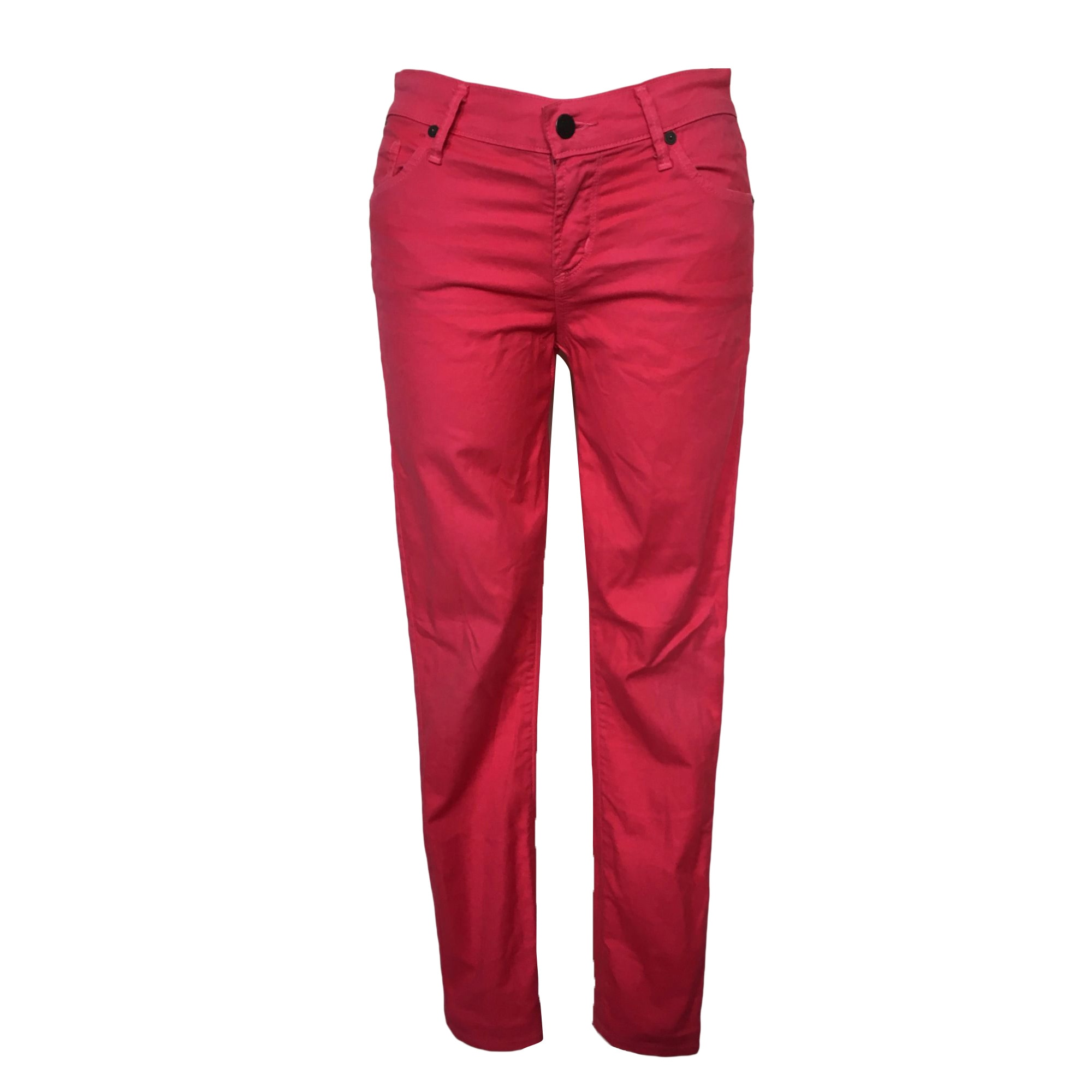 Jeans slim CITIZENS OF HUMANITY Rose, fuschia, vieux rose