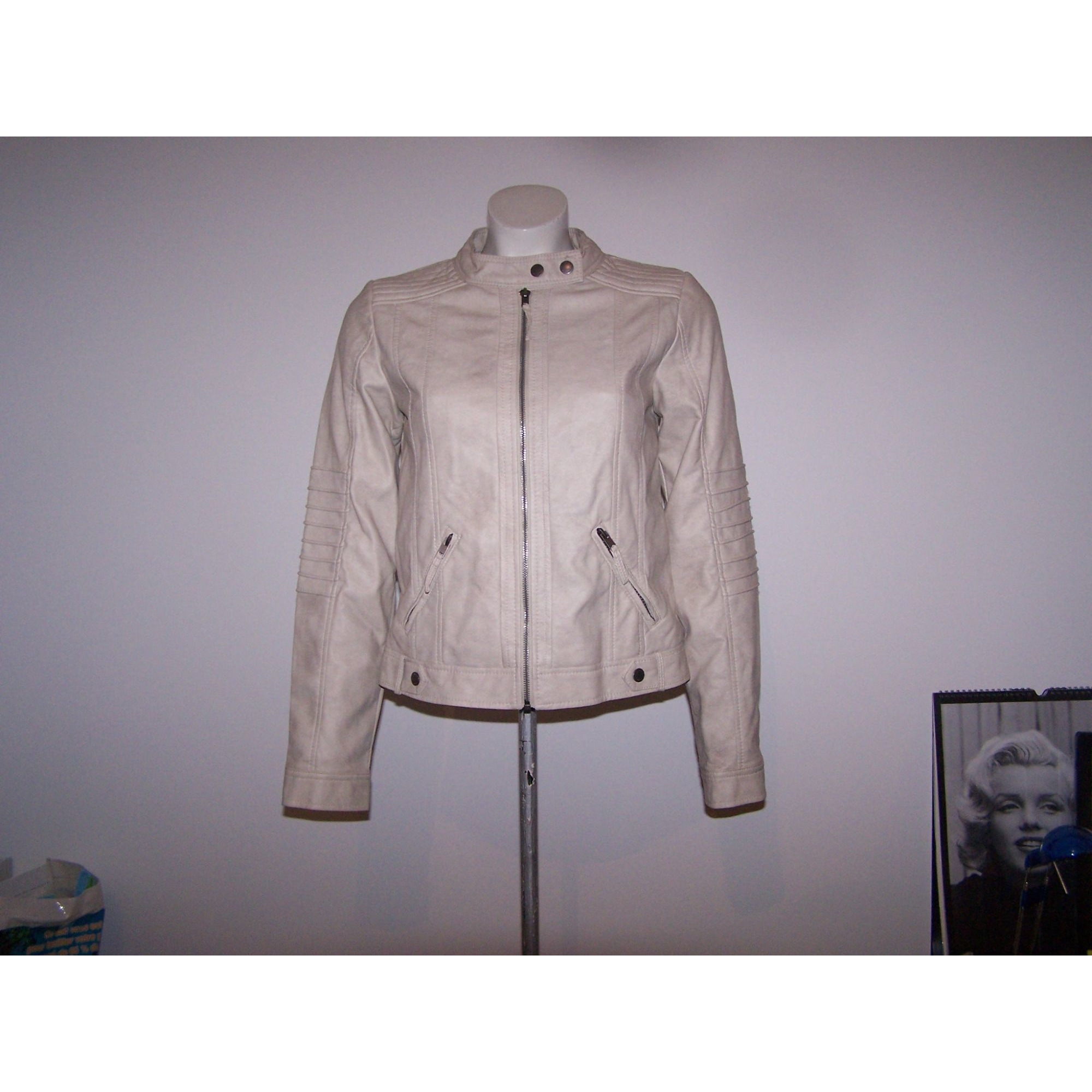 Veste HERE & THERE Beige, camel