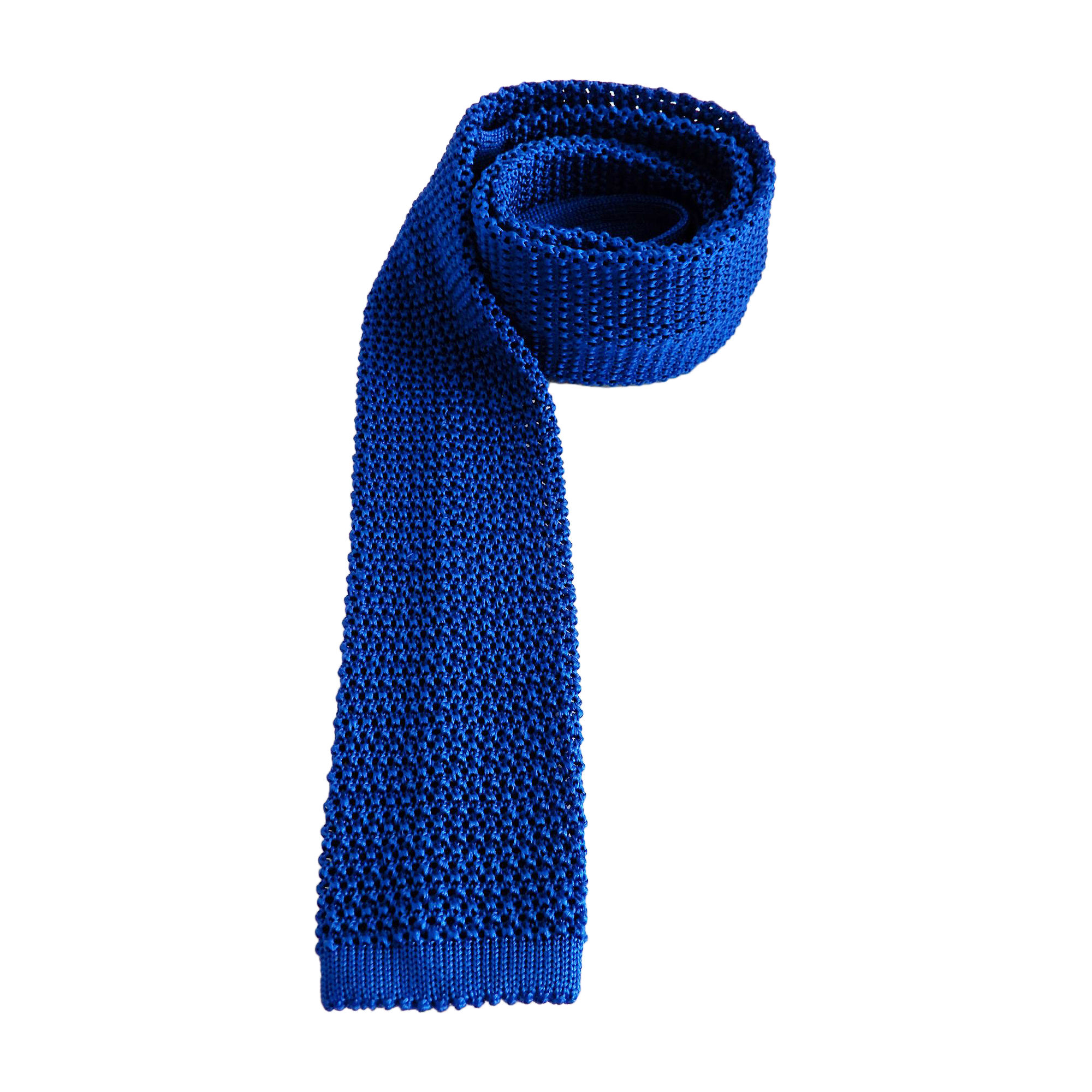 Cravate CHARVET Bleu, bleu marine, bleu turquoise
