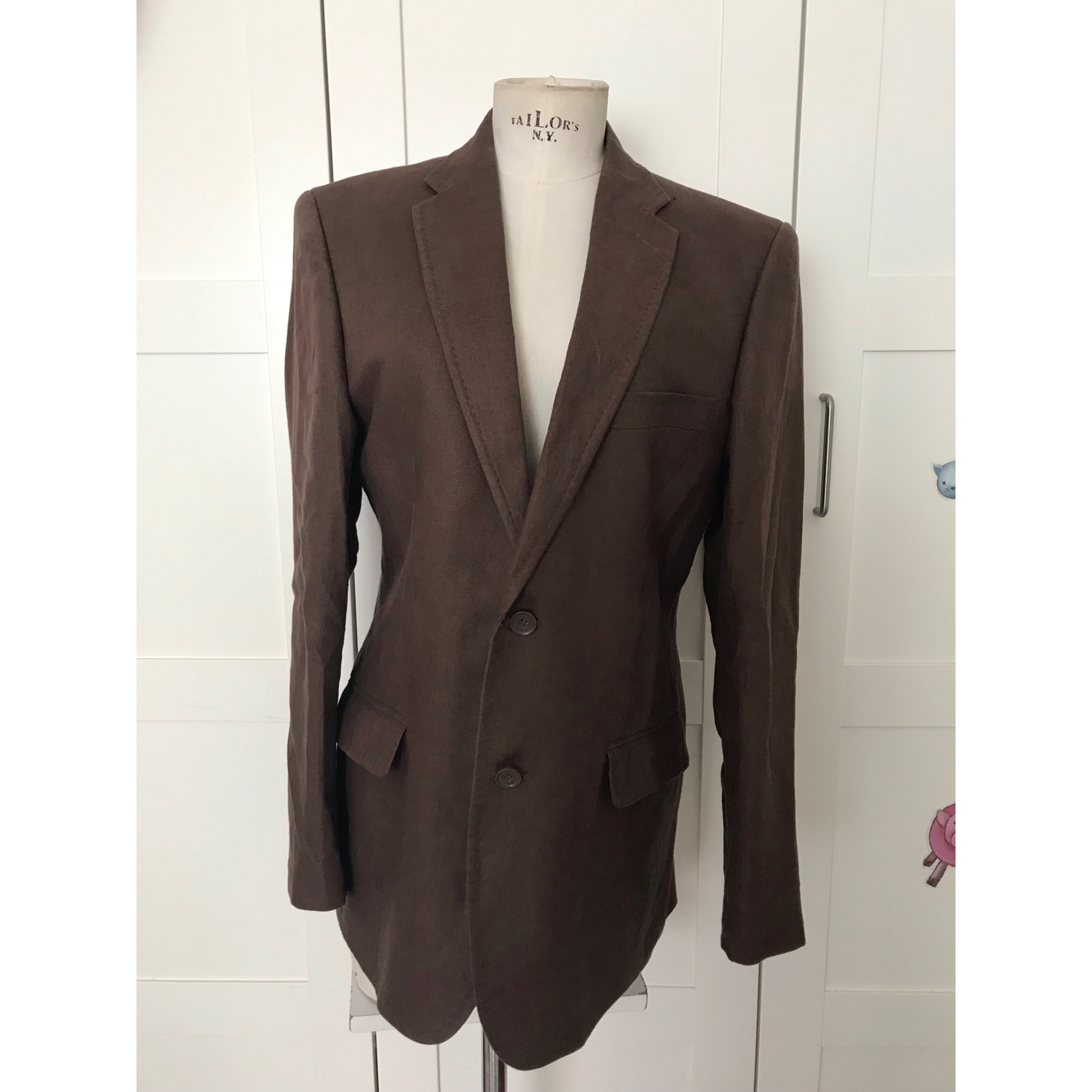 Costume complet MARION  ROTH Marron