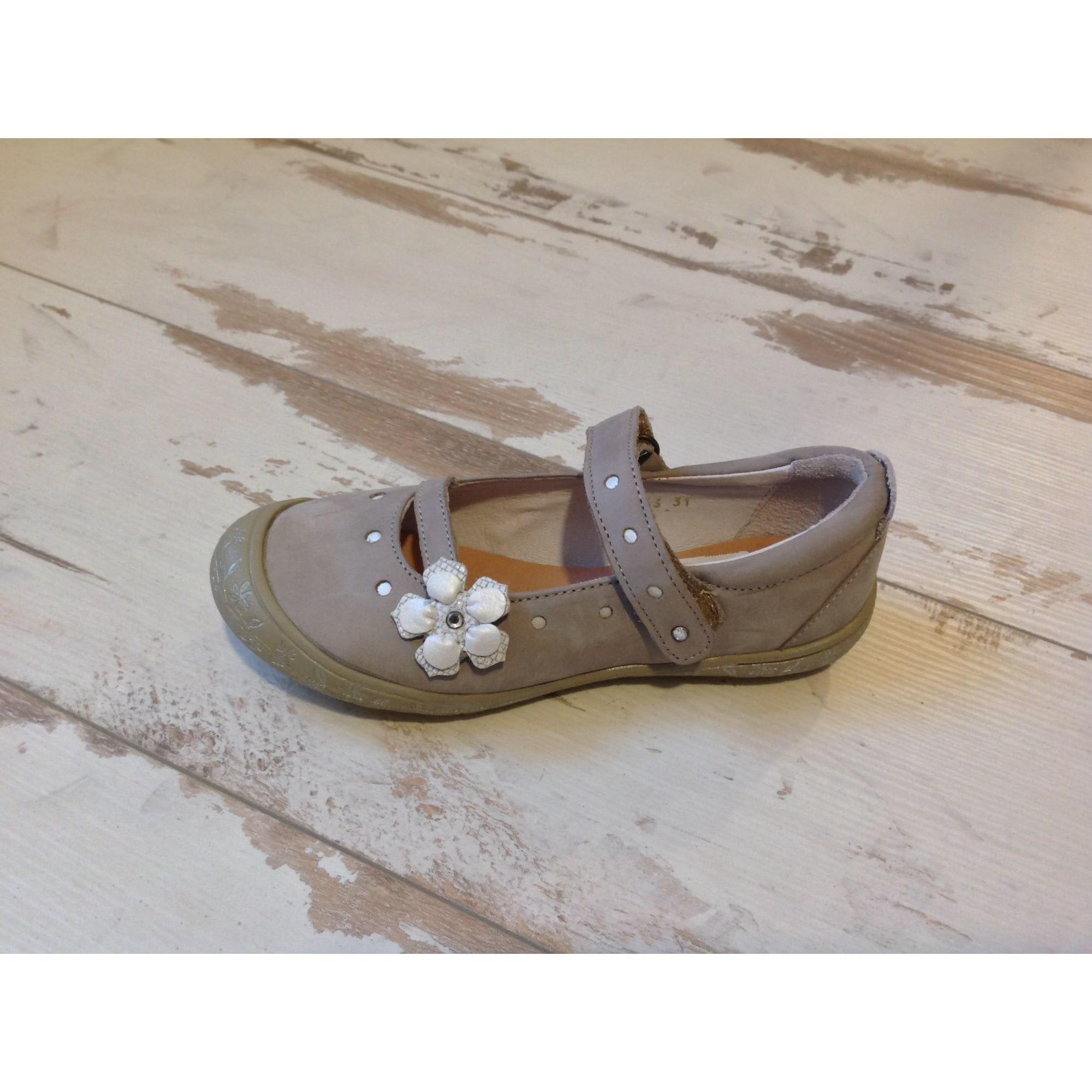 Sandales LE LOUP BLANC Gris, anthracite
