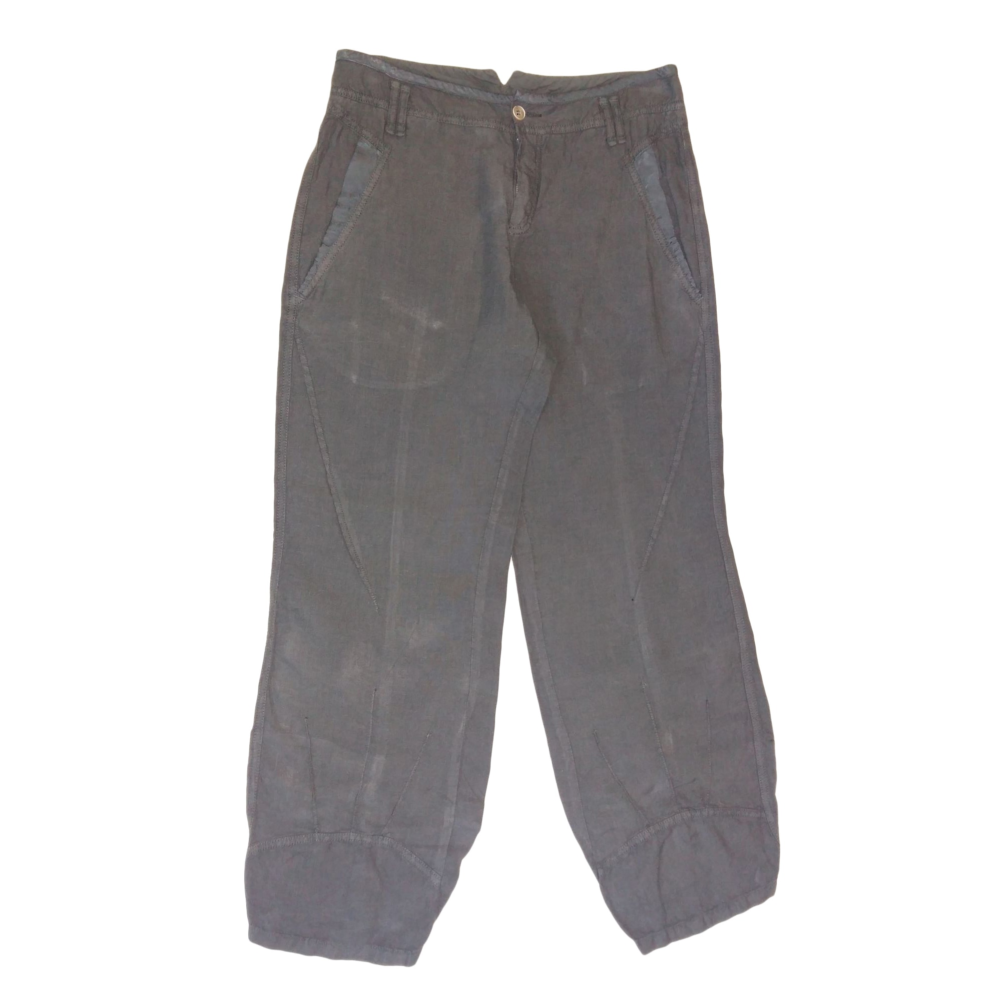 Pantalon large ONE STEP Vert