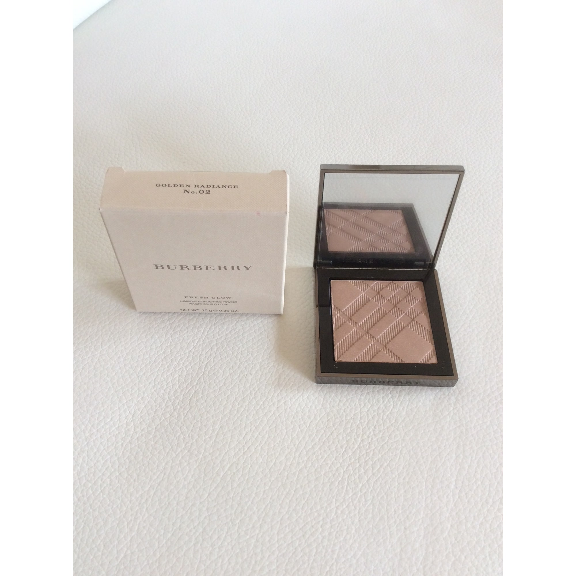 Poudre BURBERRY Golden radiance