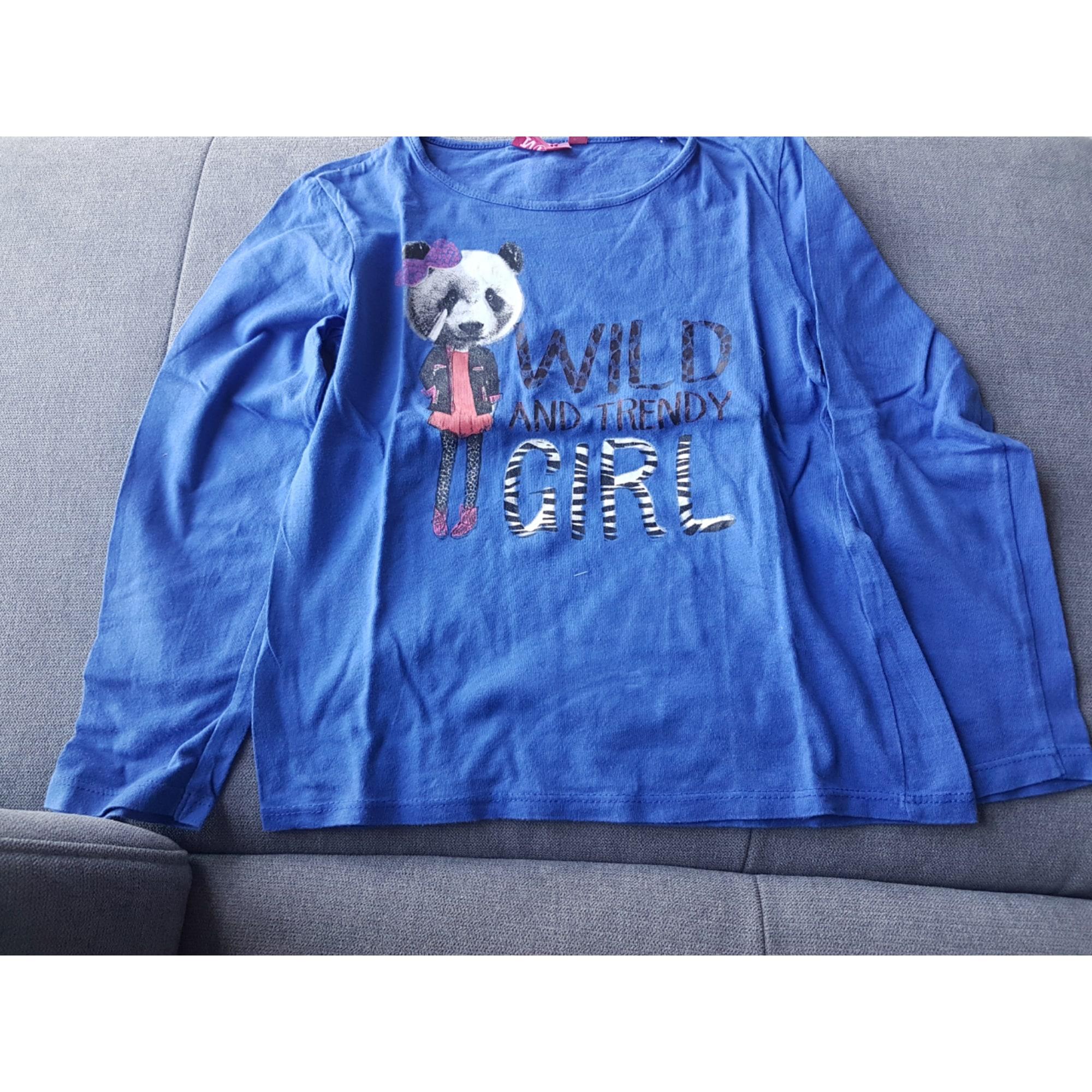 Top, Tee-shirt NKY Bleu, bleu marine, bleu turquoise