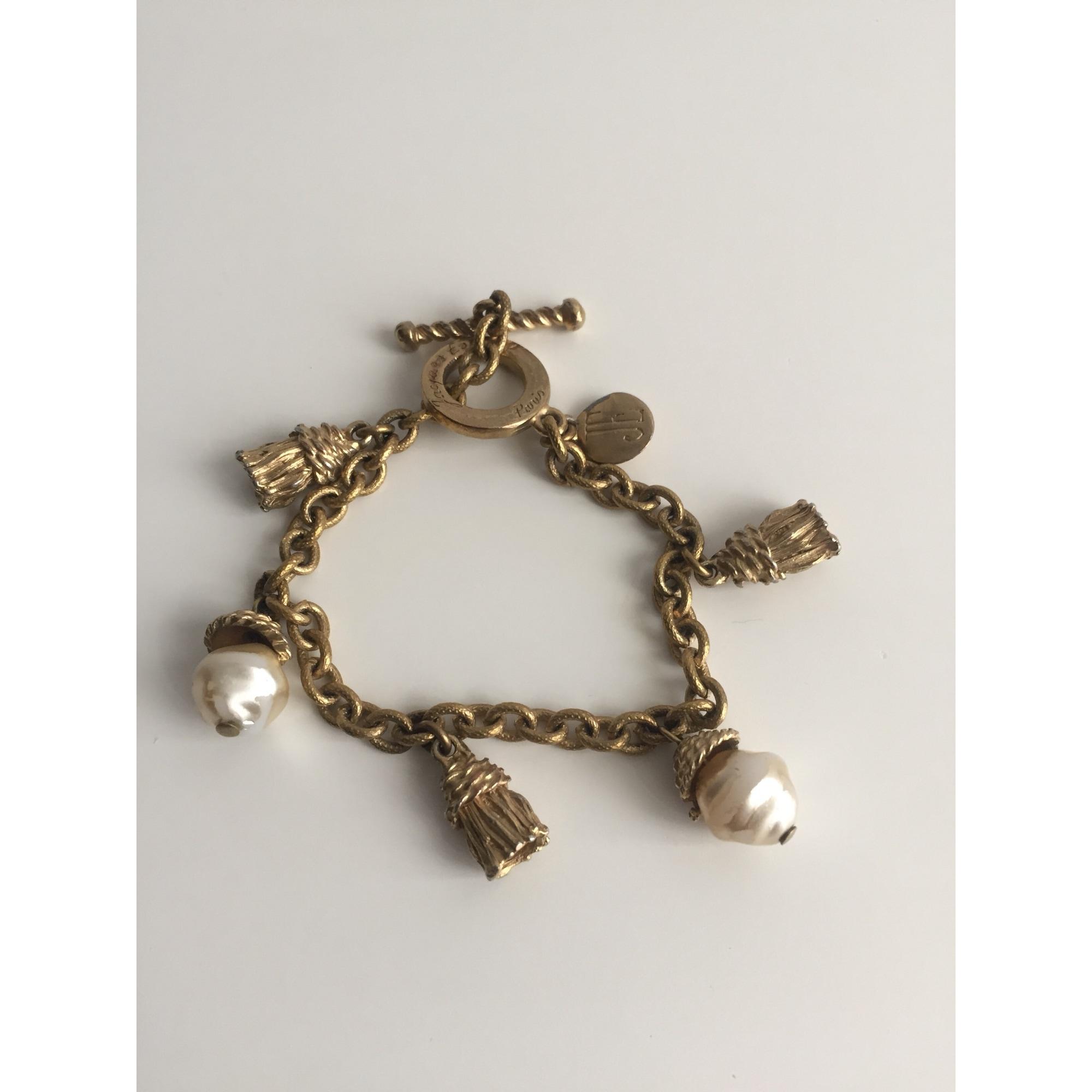 Bracelet JACQUES ESTEREL métal doré